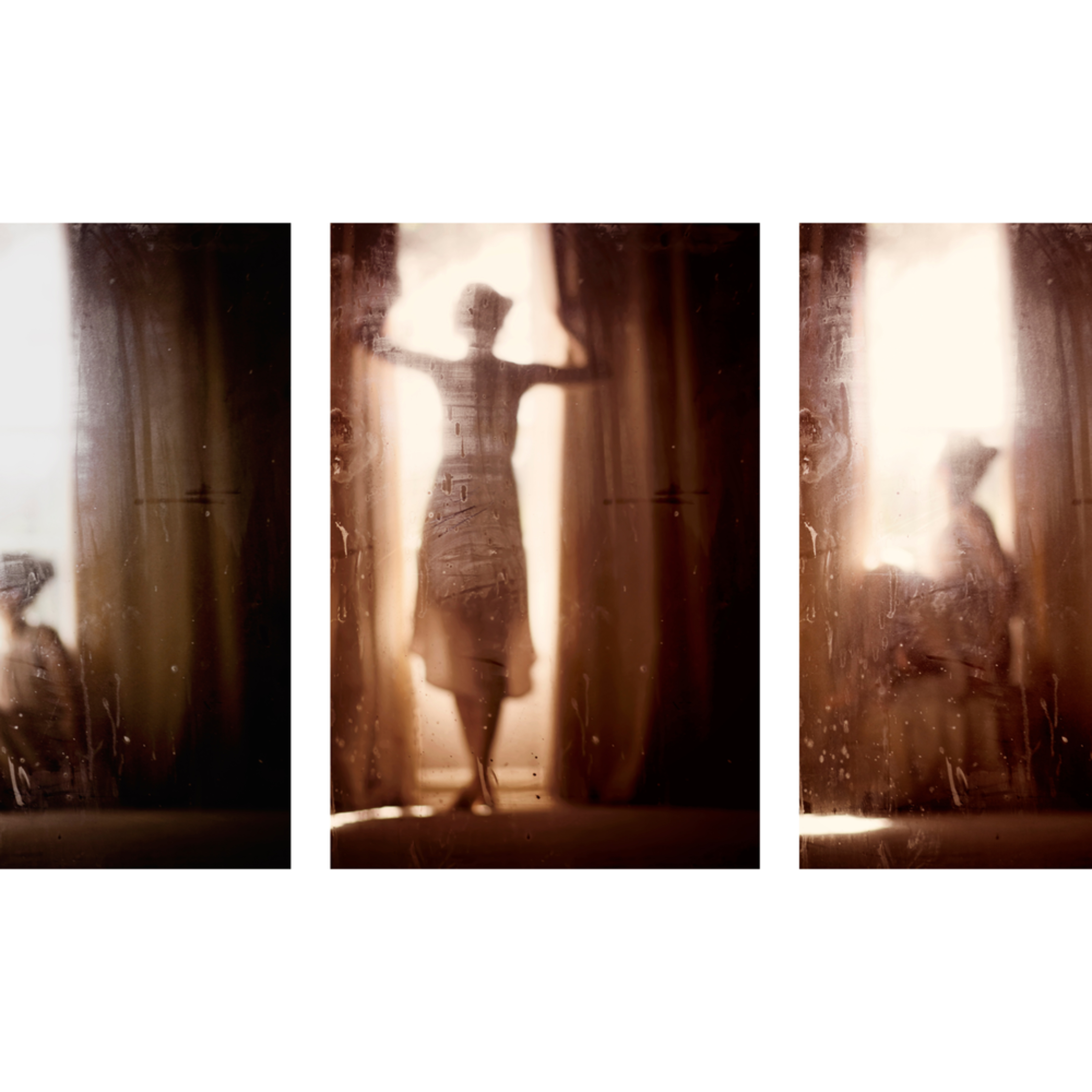Pride triptych abstract portrait photography fine art print silvia nikolov uojoi5