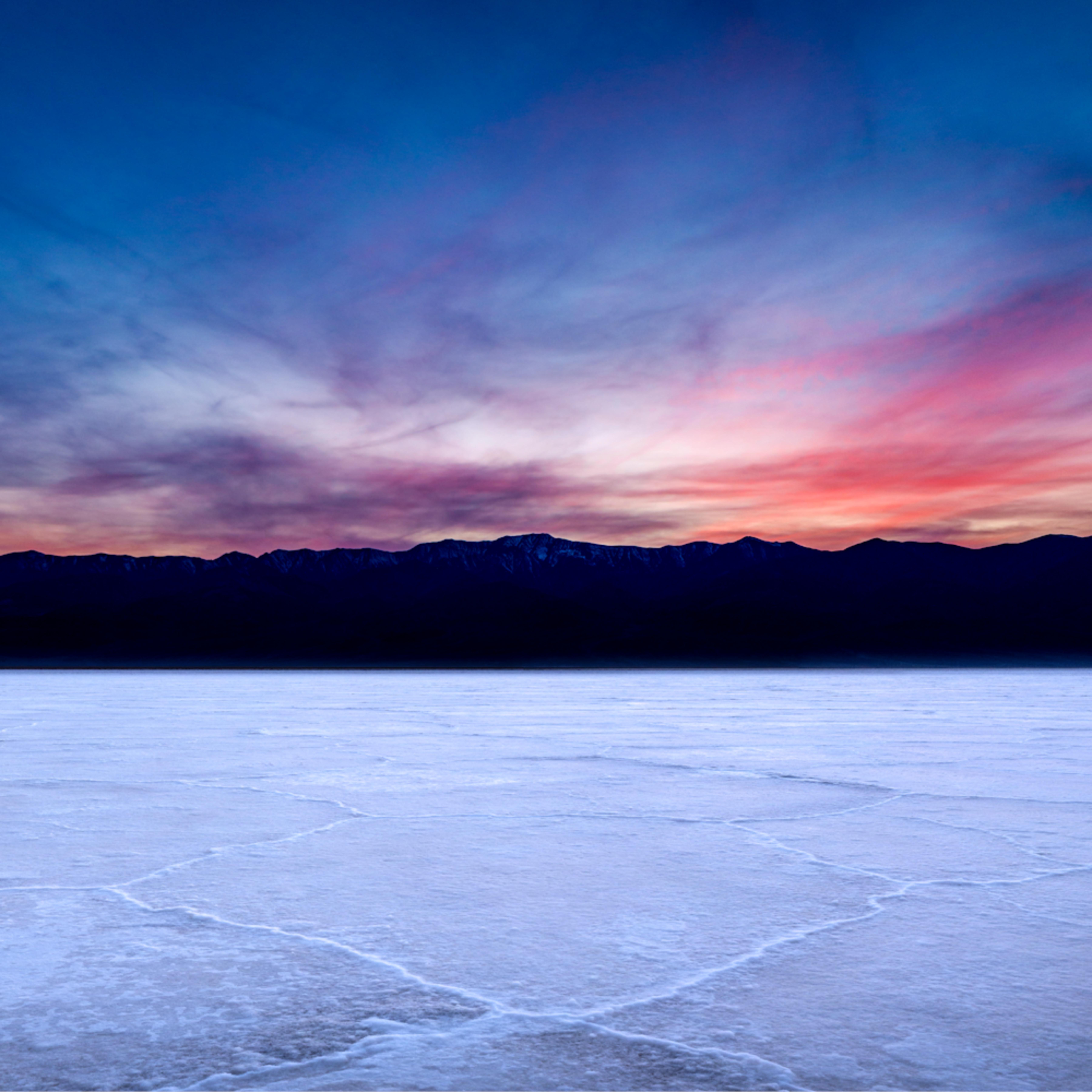 Badwater sunset panorama 2 1 uzt4hf