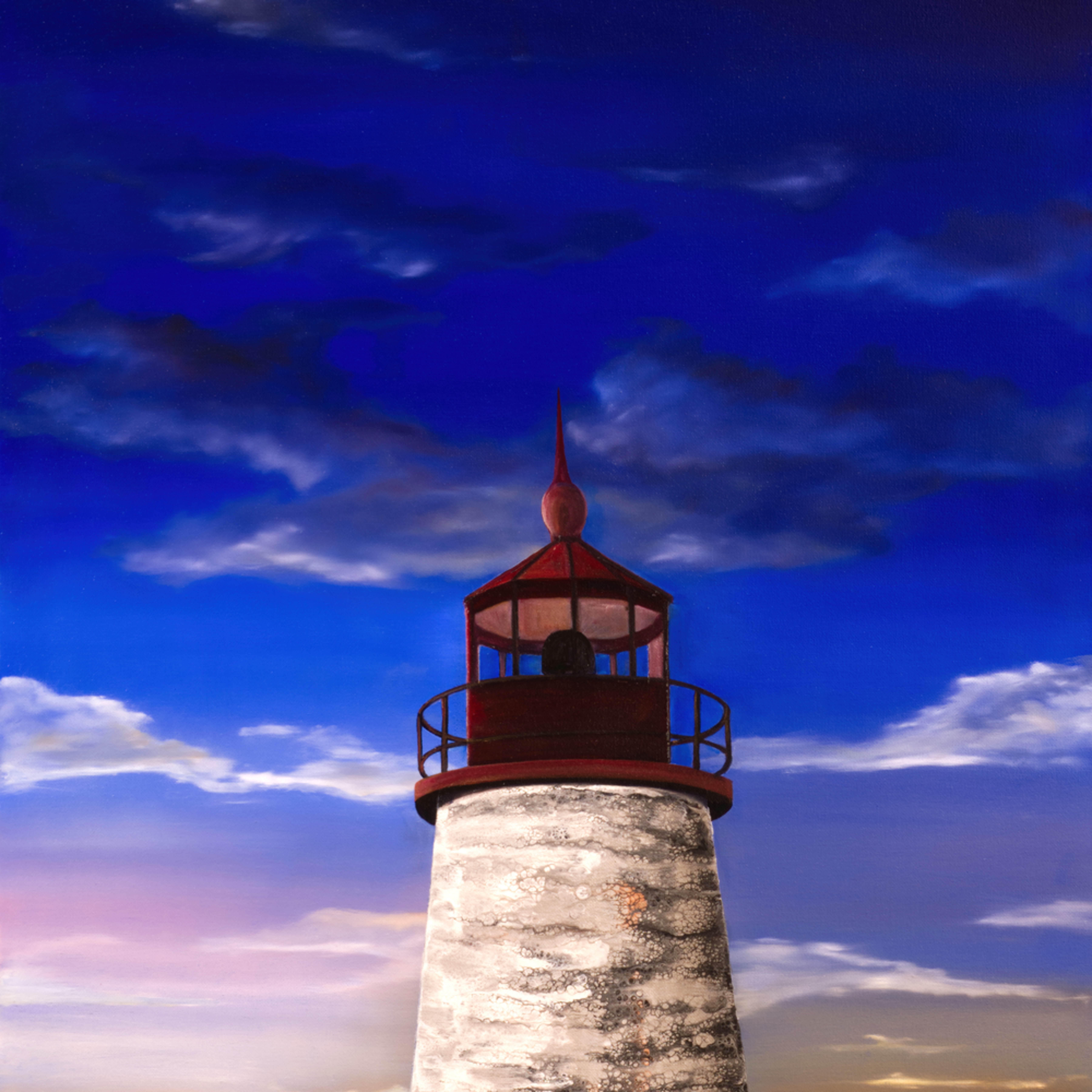 Evening lighthouse 2 print 1 vodqpc