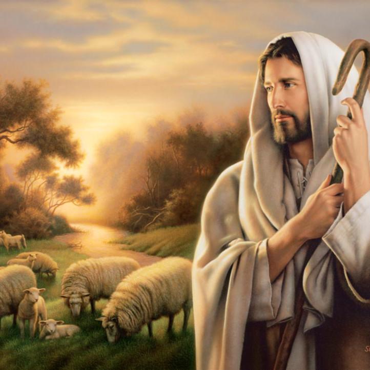 Simon dewey the lord is my shepherd jem6rv