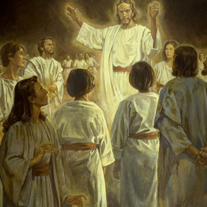 Robert barrett christ in the spirit world dwriiv