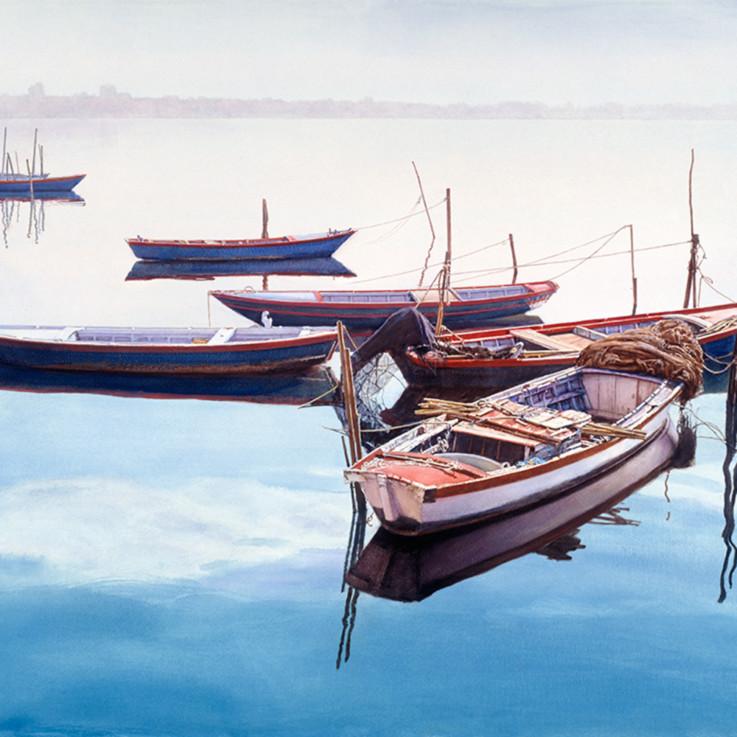Boats at rest vg9kih