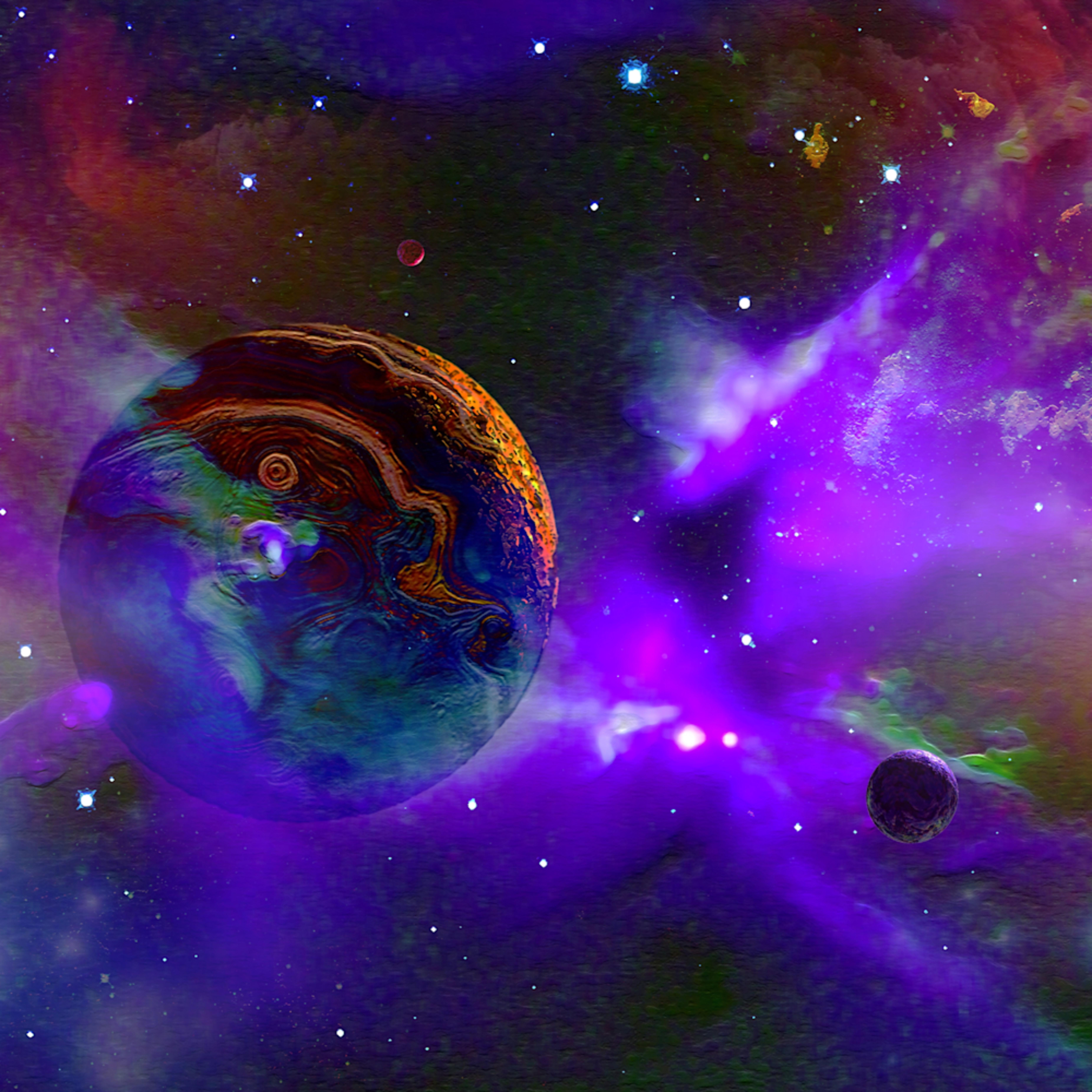 Orphan planet bcr8nh