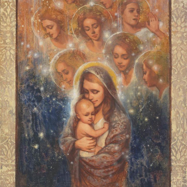 Annie henrie nader holy night oqkkyq