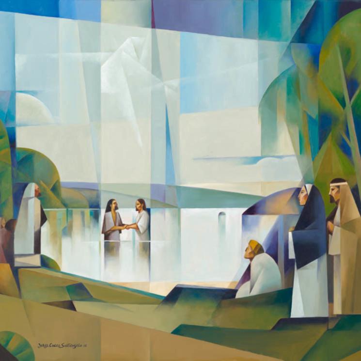 Jorge cocco baptism of christ qtu1zz