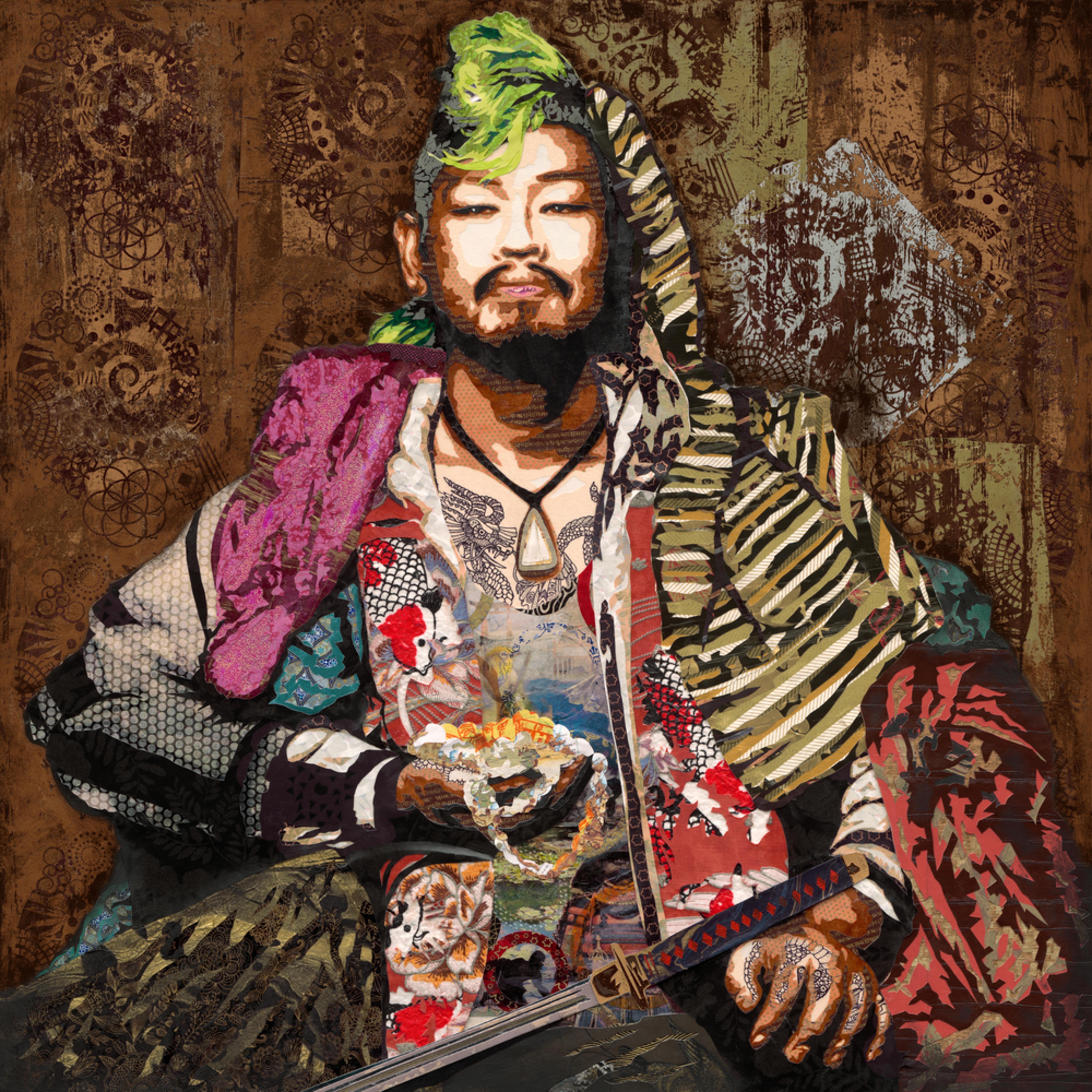 Warrior man asia open bmhduz