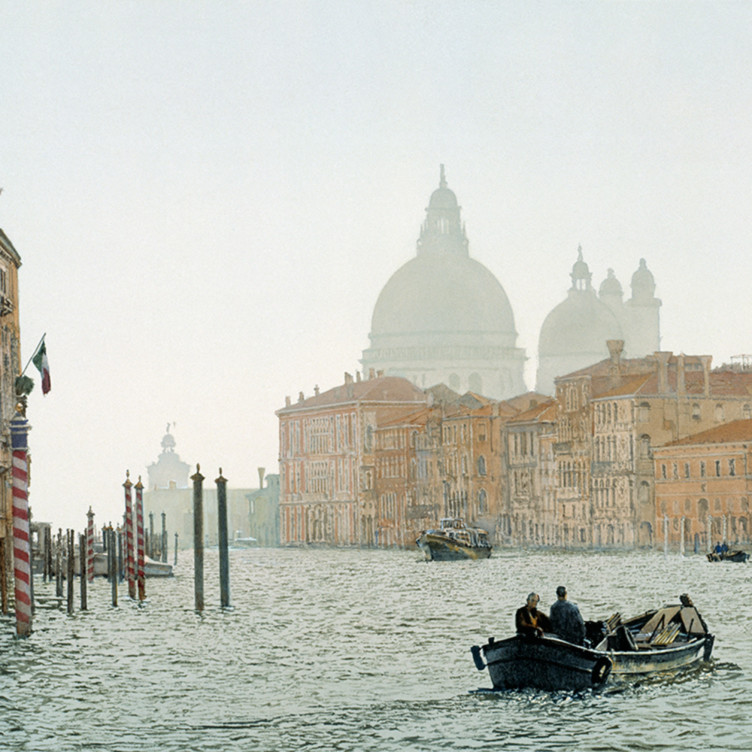 Silver day  grand canal bhvrny