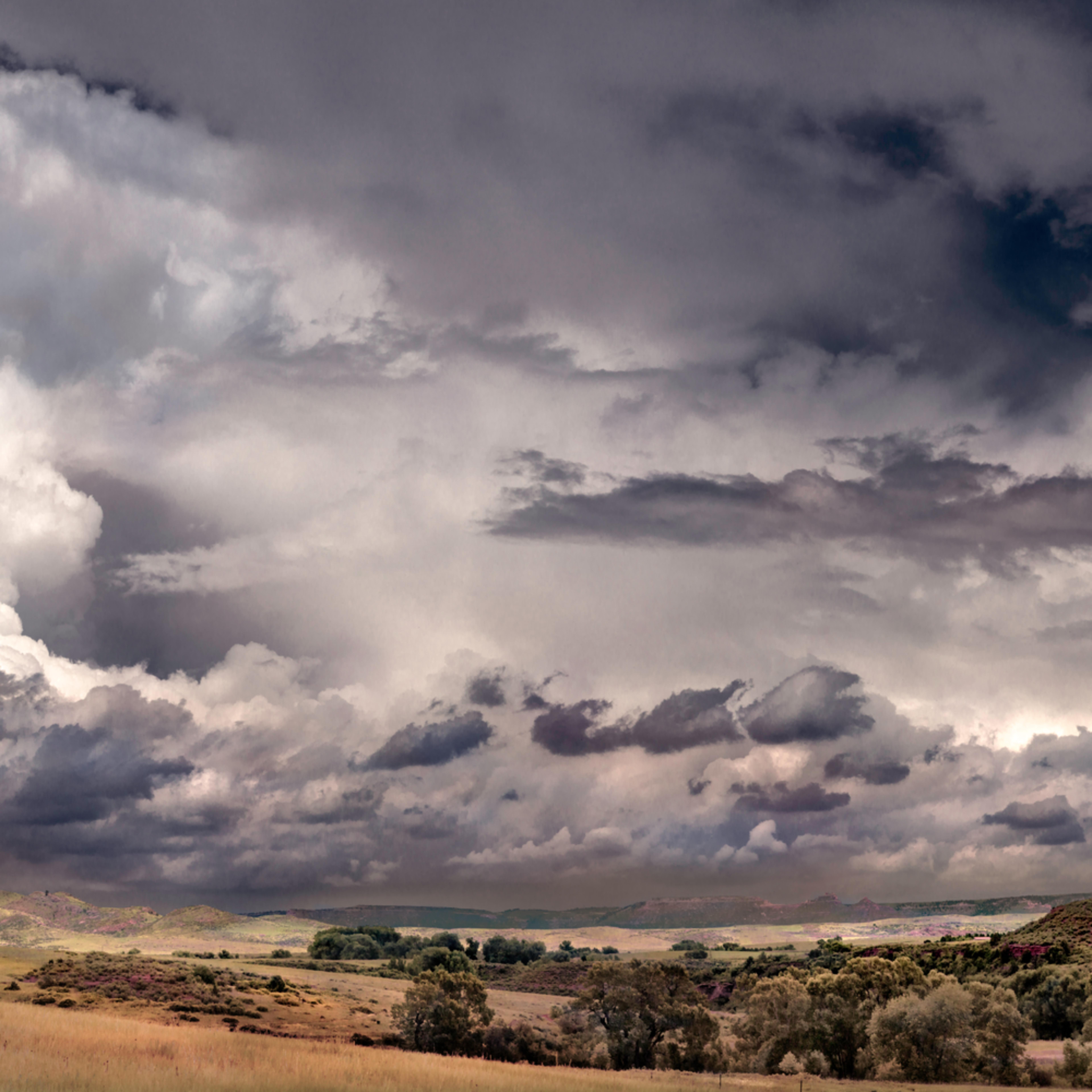 Ranchland thunderhead color 72x32 v0iwxj