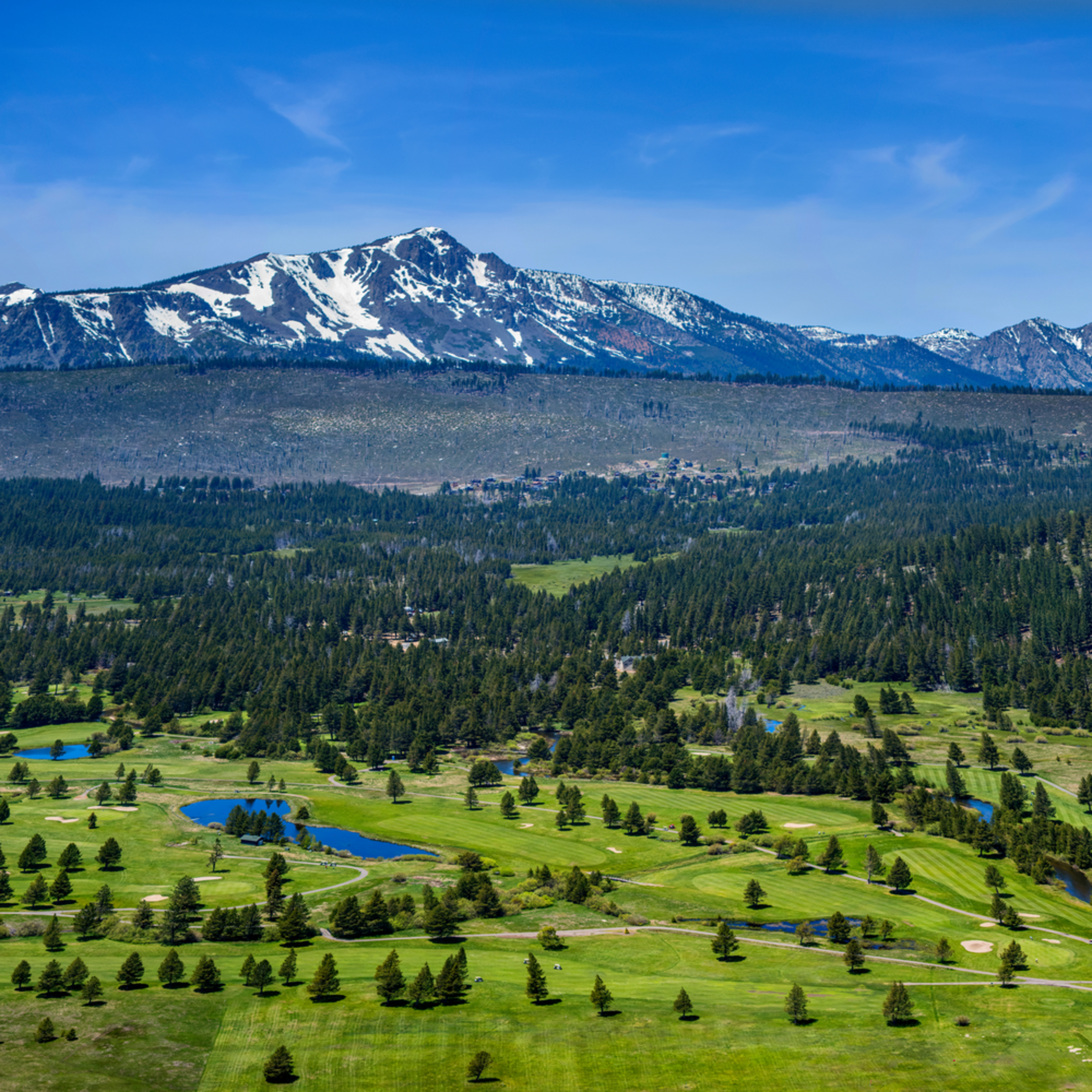Lake tahoe golf course pano with tallac gbode5