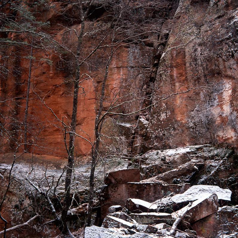 Winter canyon bxgdag