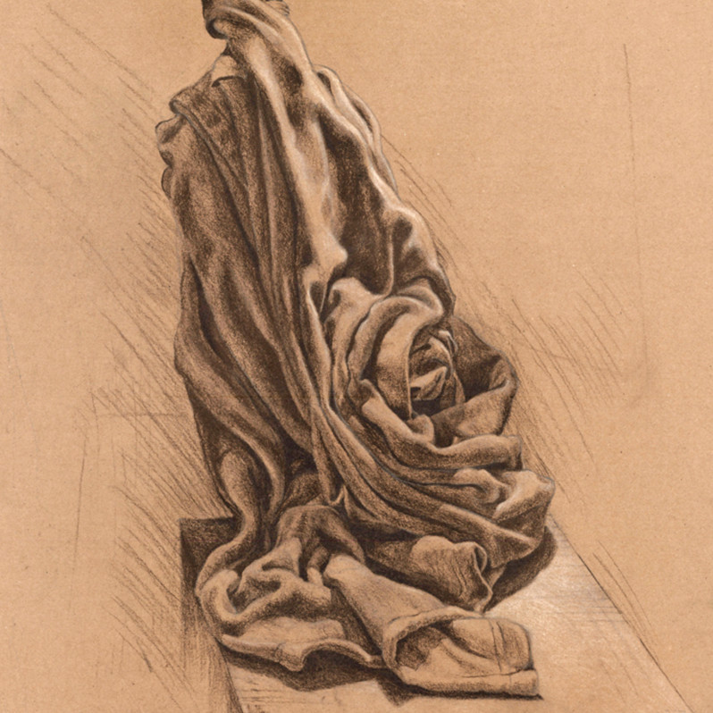 18 drapery study drawing zeuvfz