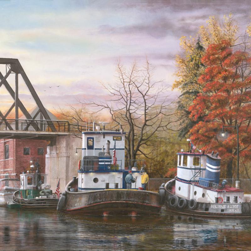Erie canal tugboats fgtum6