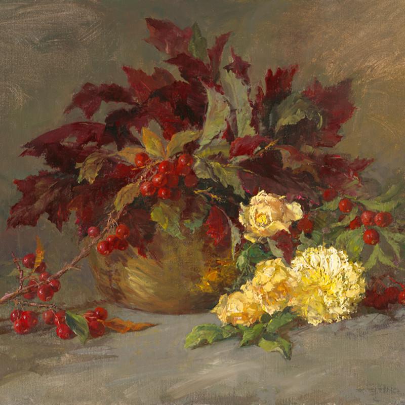 Last roses of fall rsi1tv