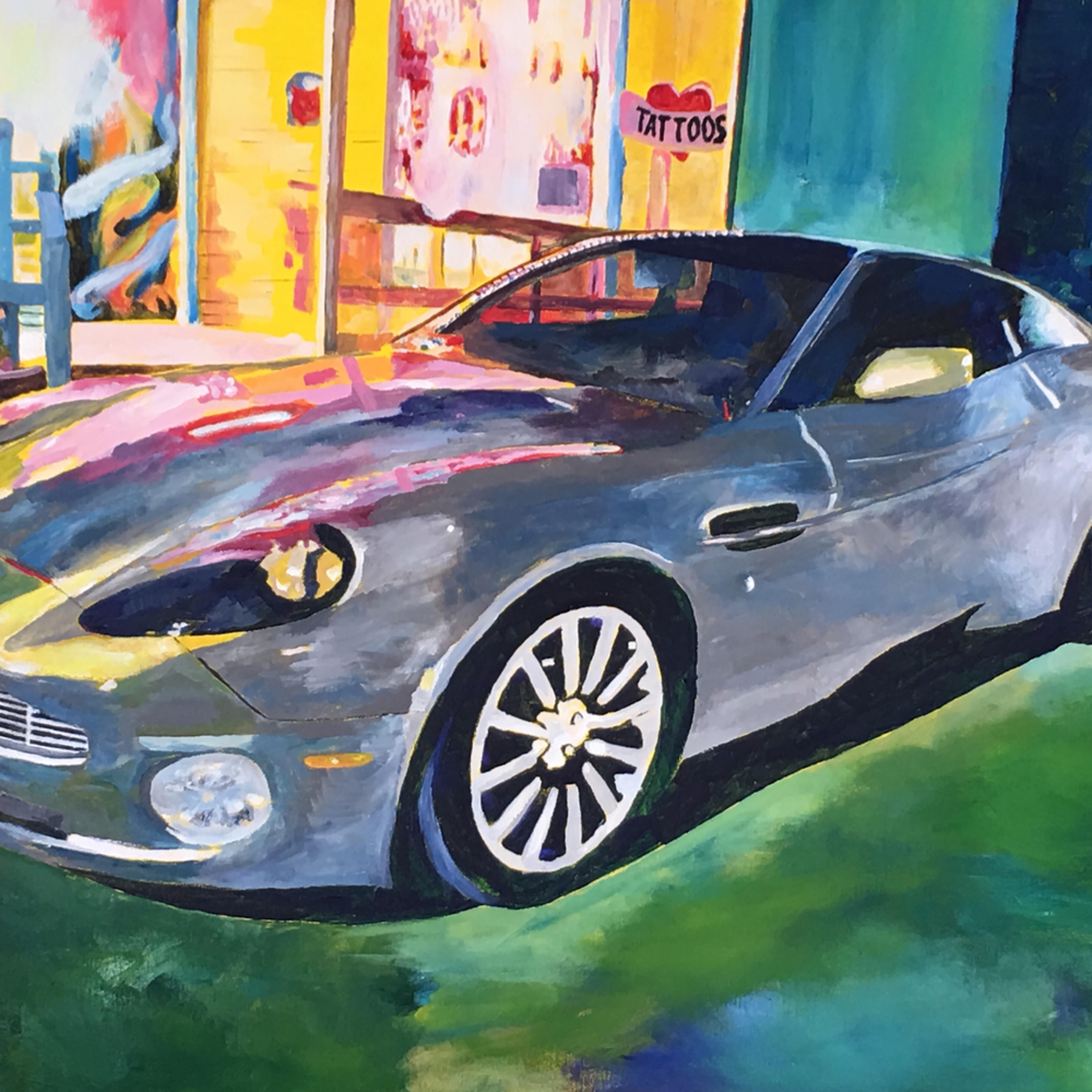 Aston martin v12 vanquish o8hoqy