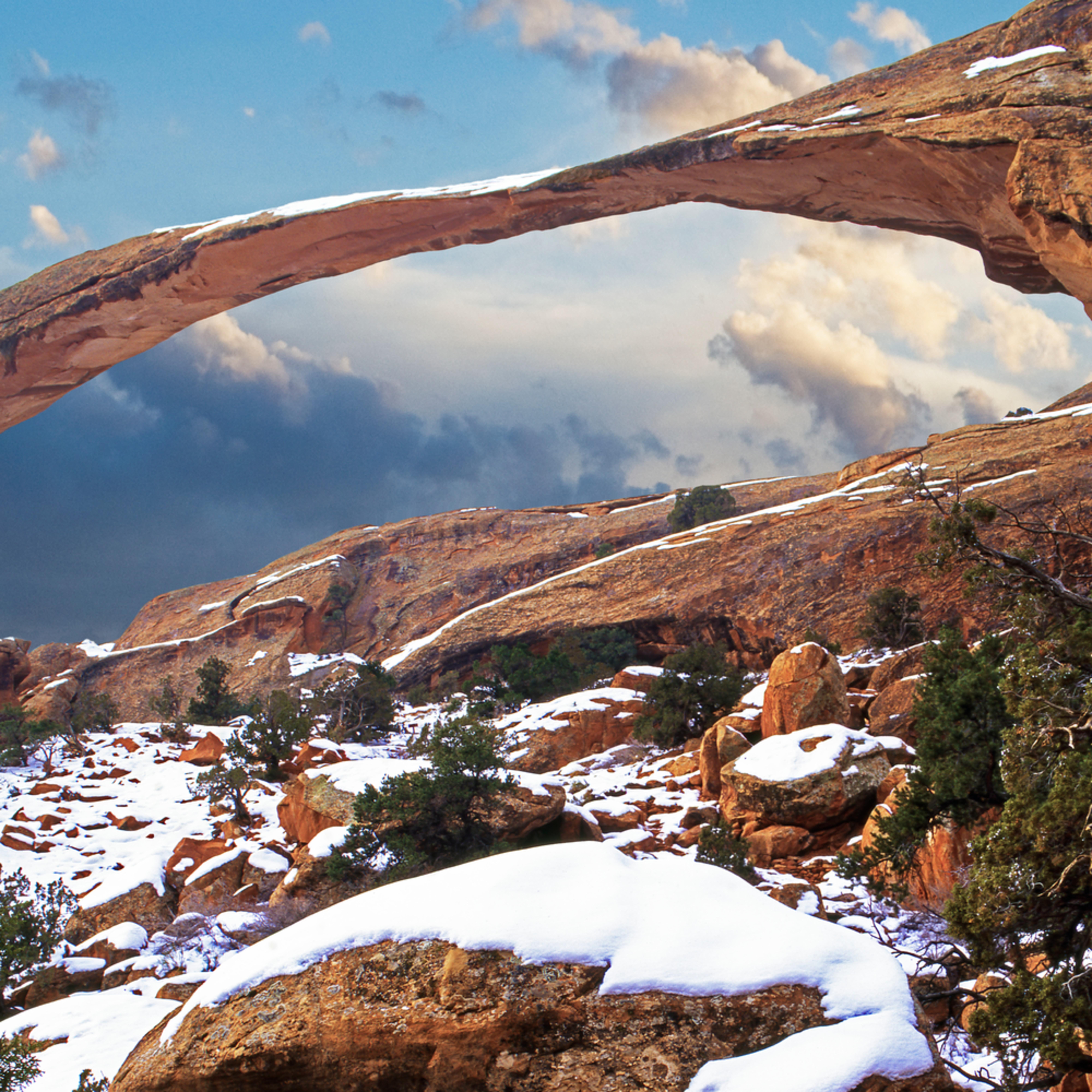 Landscape arch f72cna