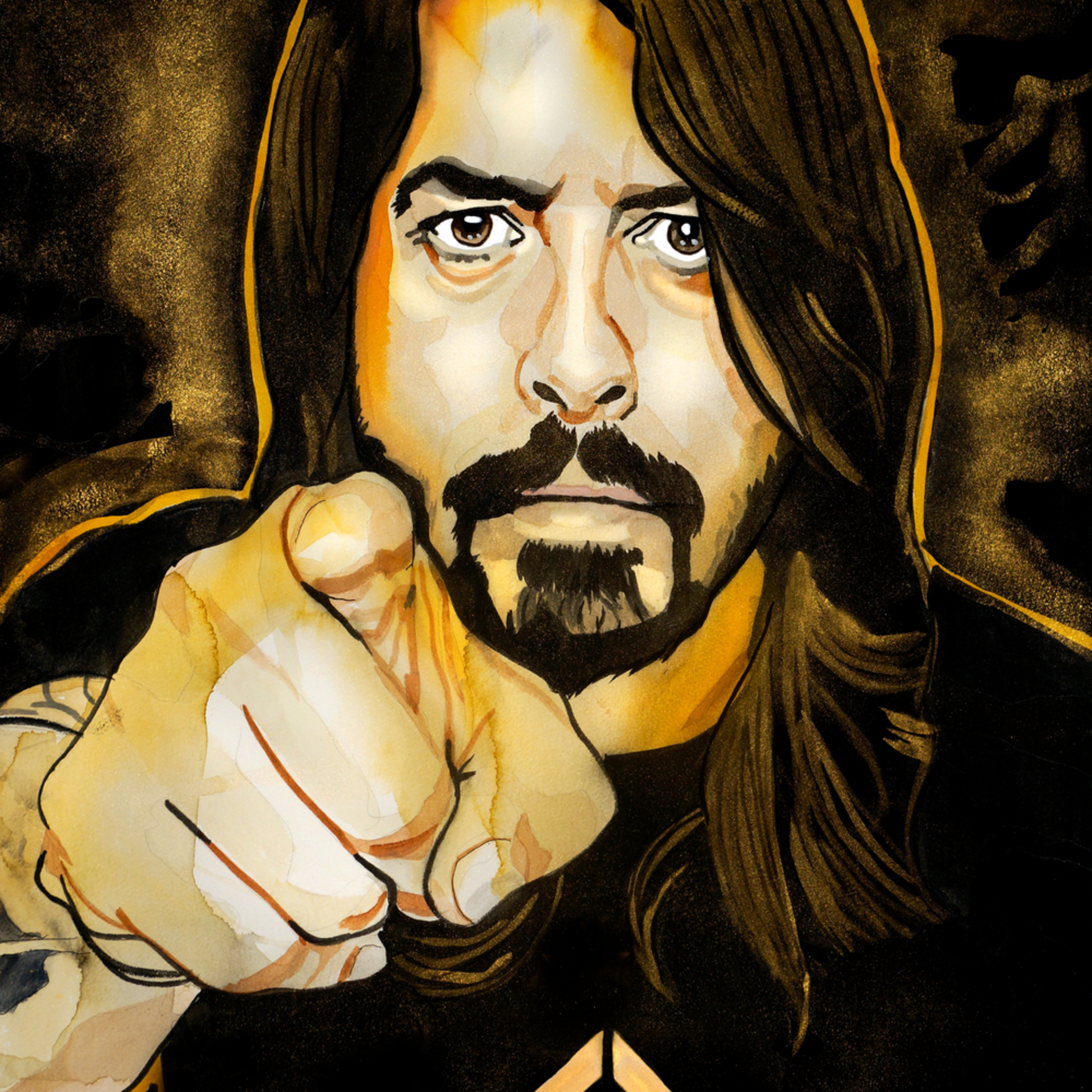 Dave grohl ff o rlgzit