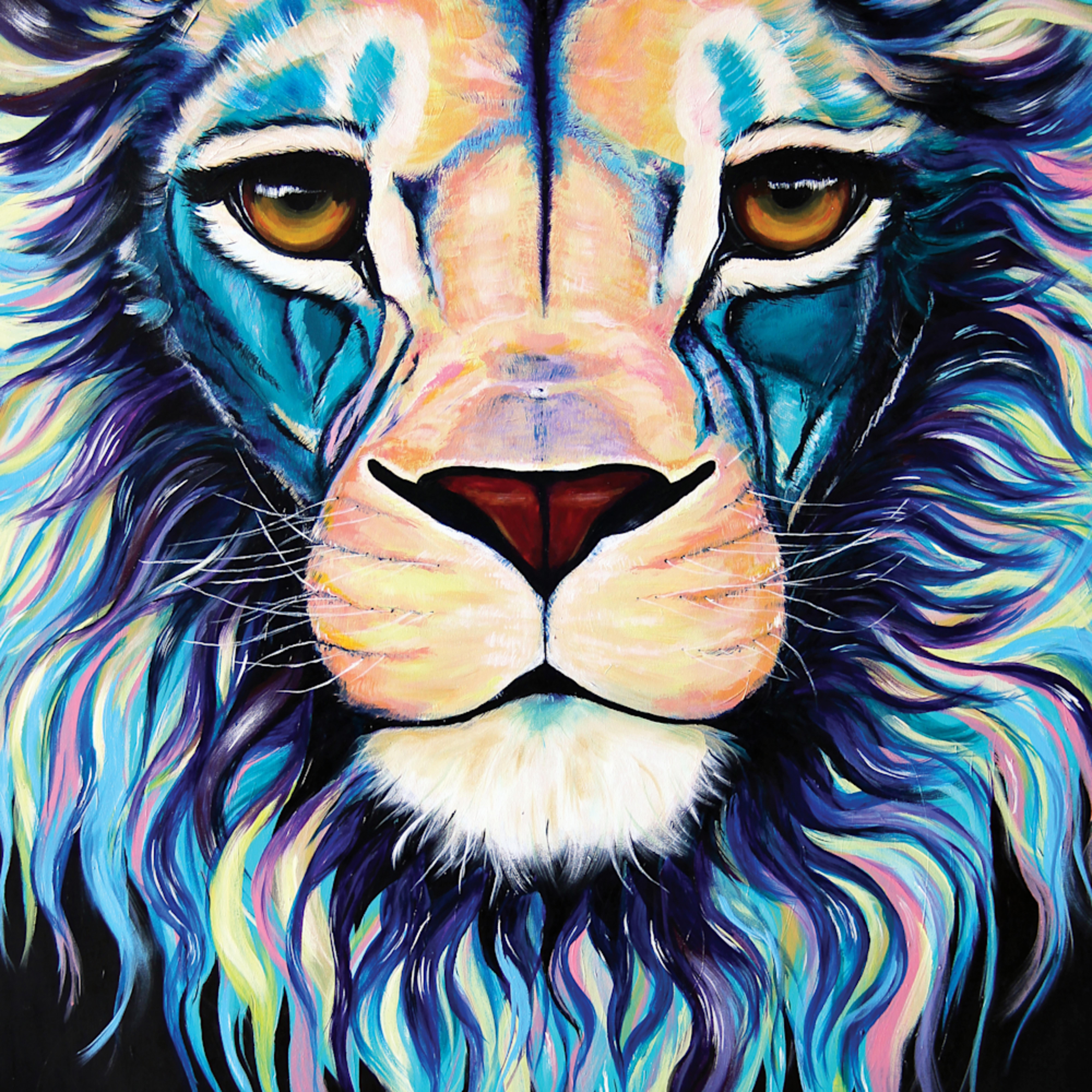 Lion hqh7xg
