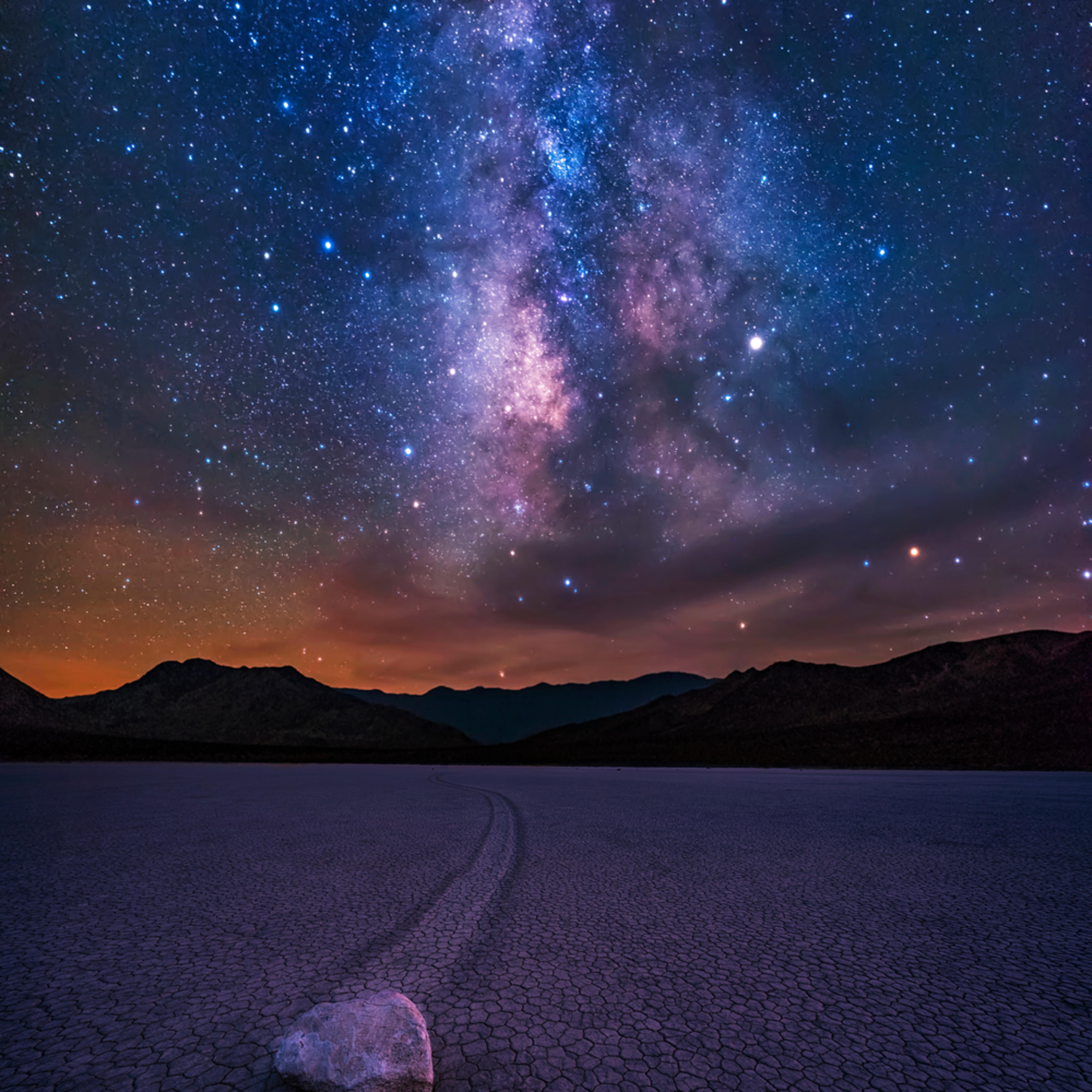 Cosmic mqhagi