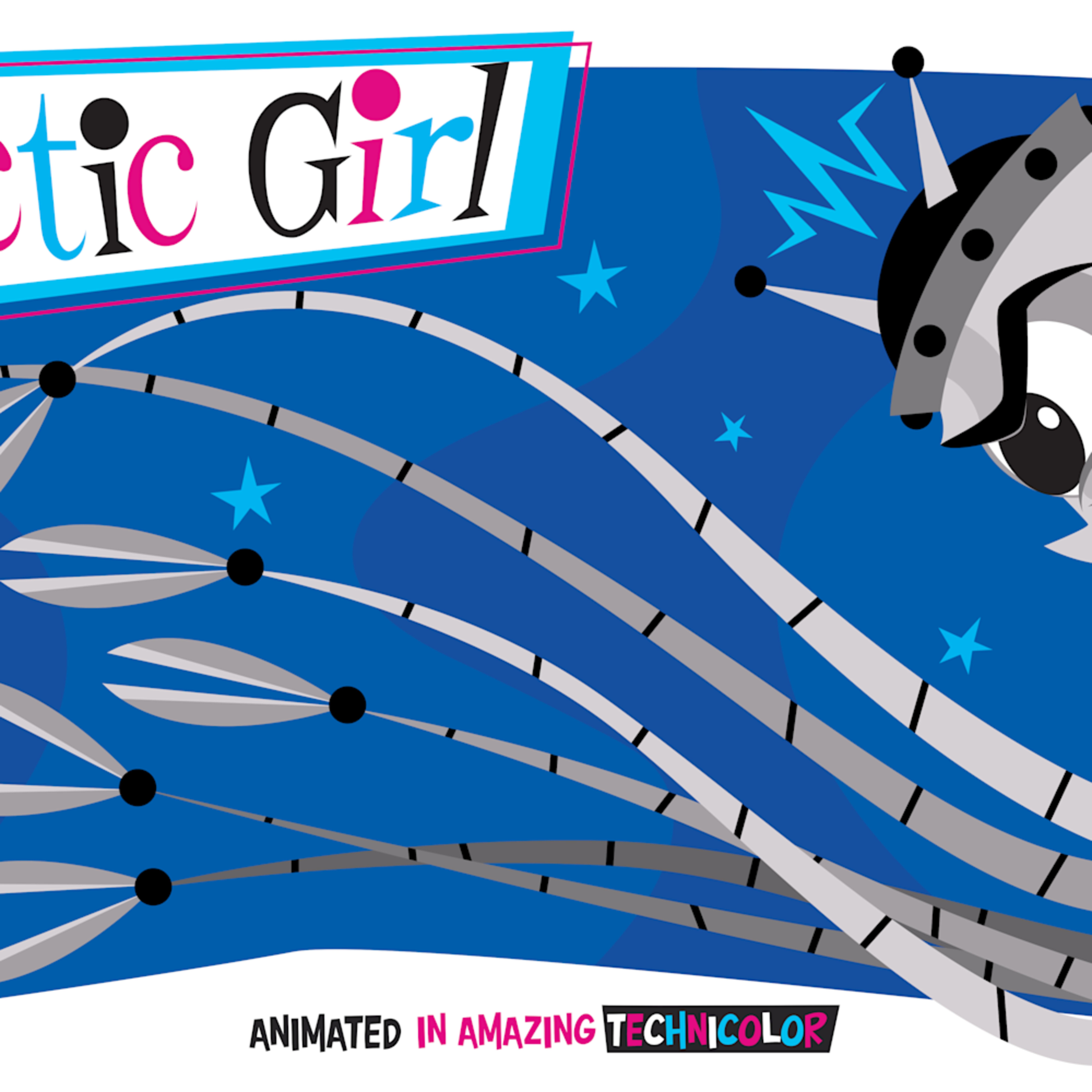 Galactic girl vs squidbot qqnr0o
