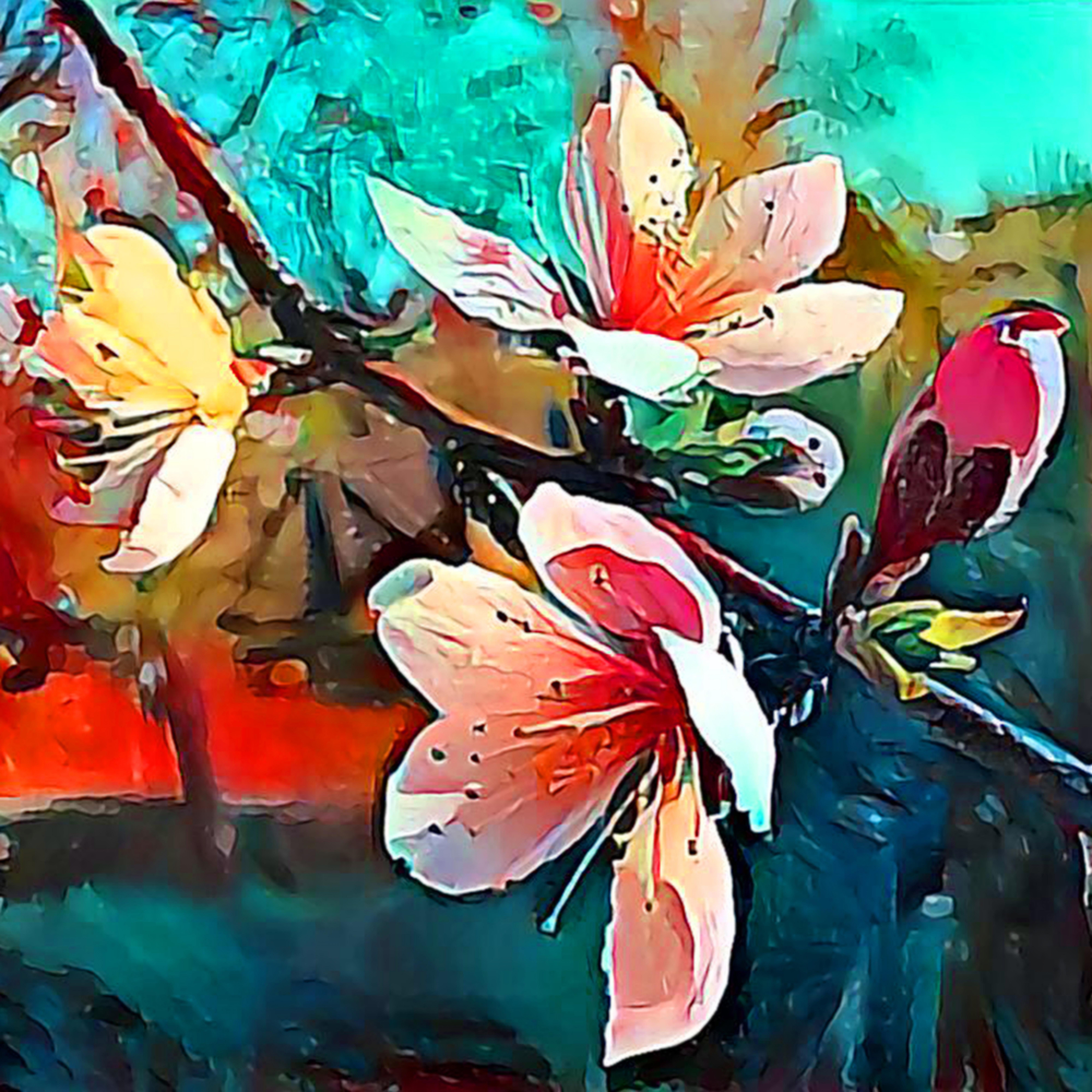 Peach blossoms ymfqa0