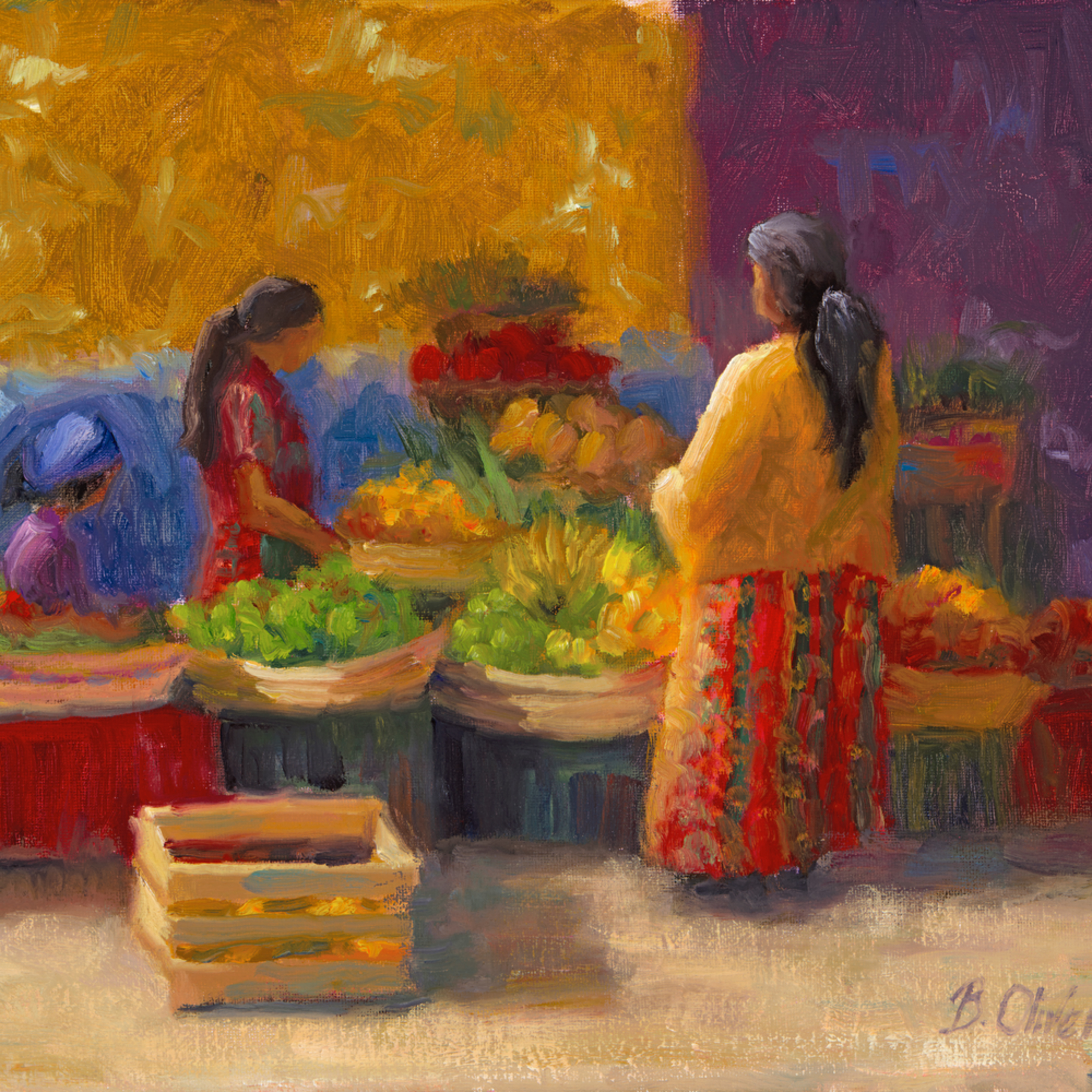 Market day bwaotl