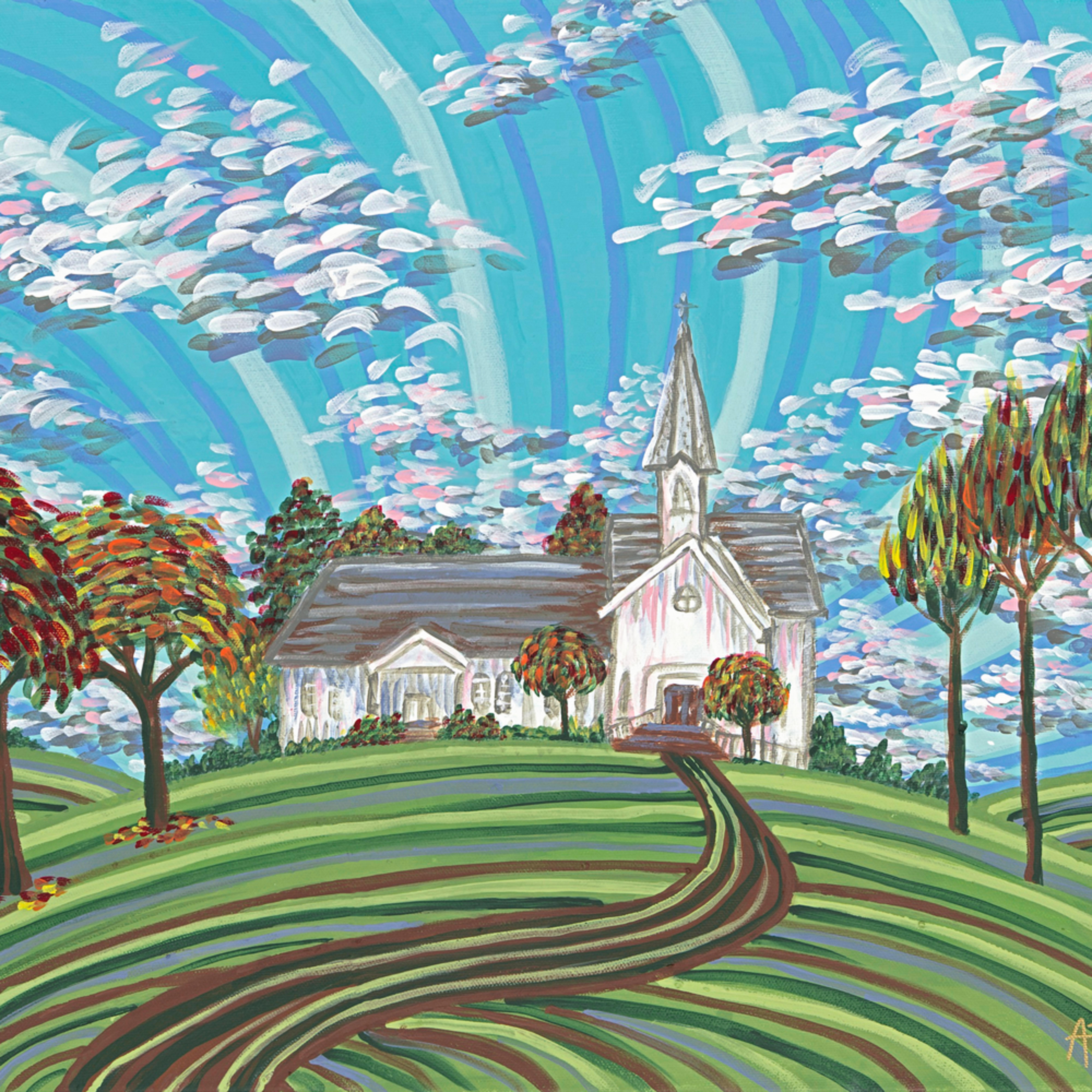 Prarie hill church n9qjqh