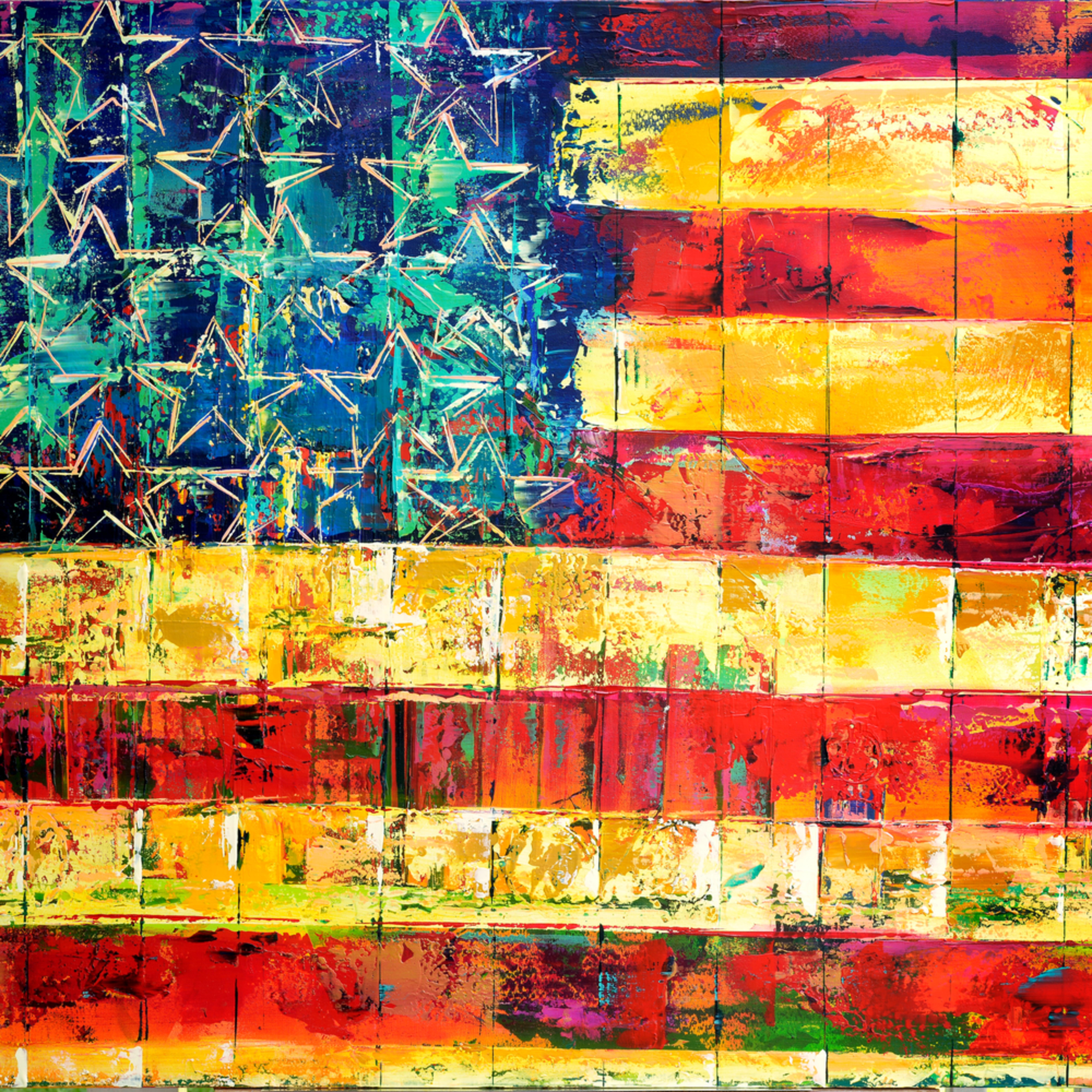 American flag hi res nvllhn