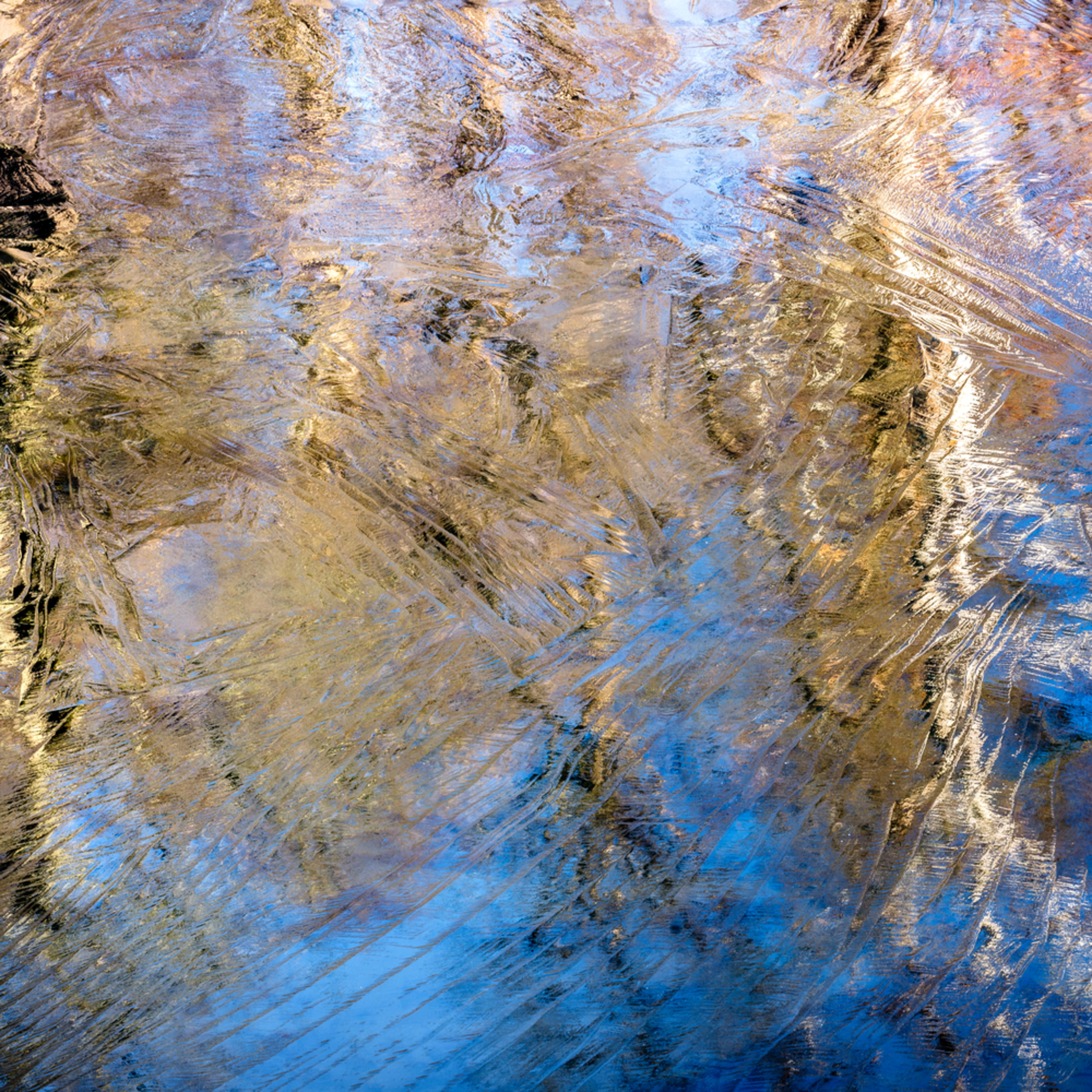 Ice bound abstract 3 eezl6v