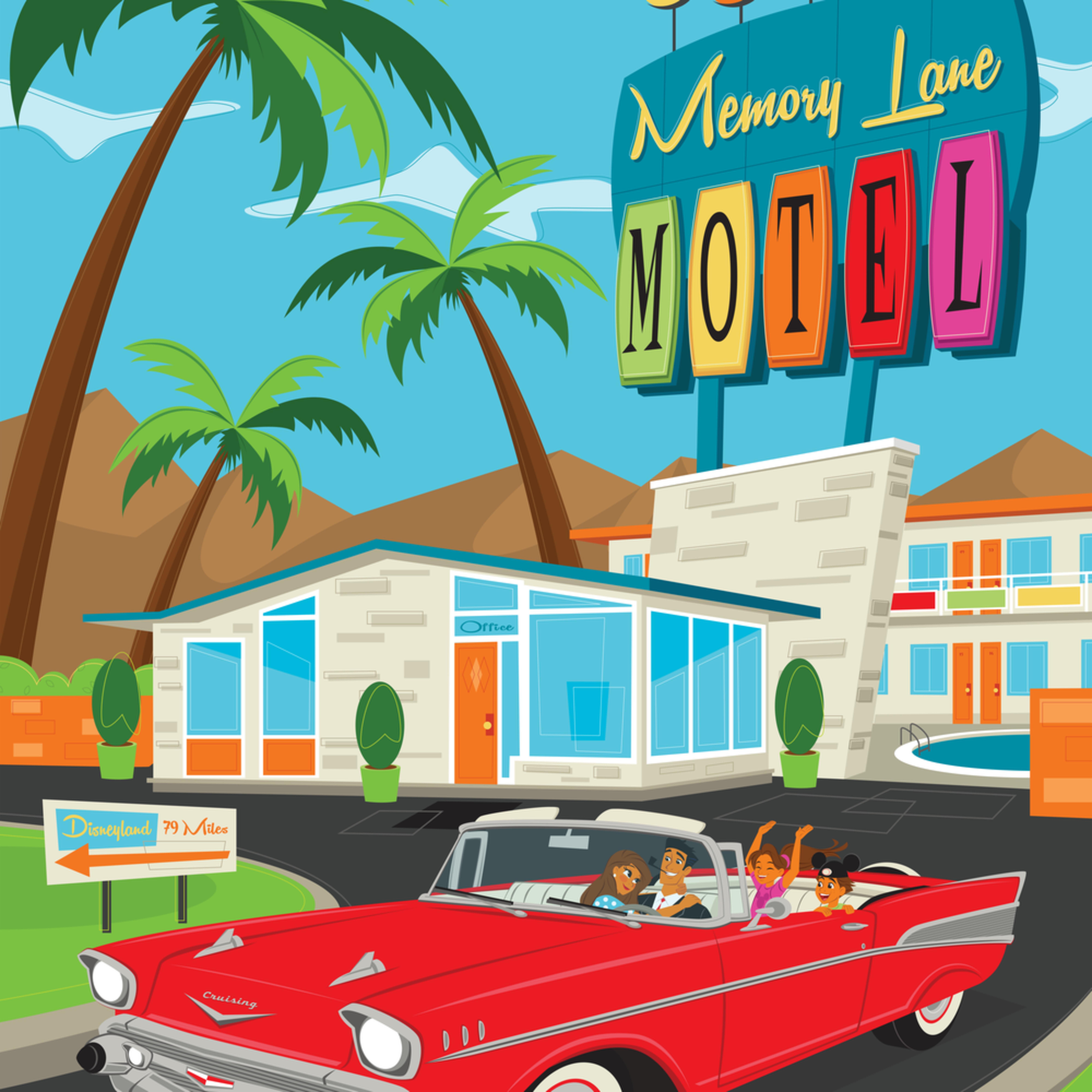 Memory lane motel n4t9nb