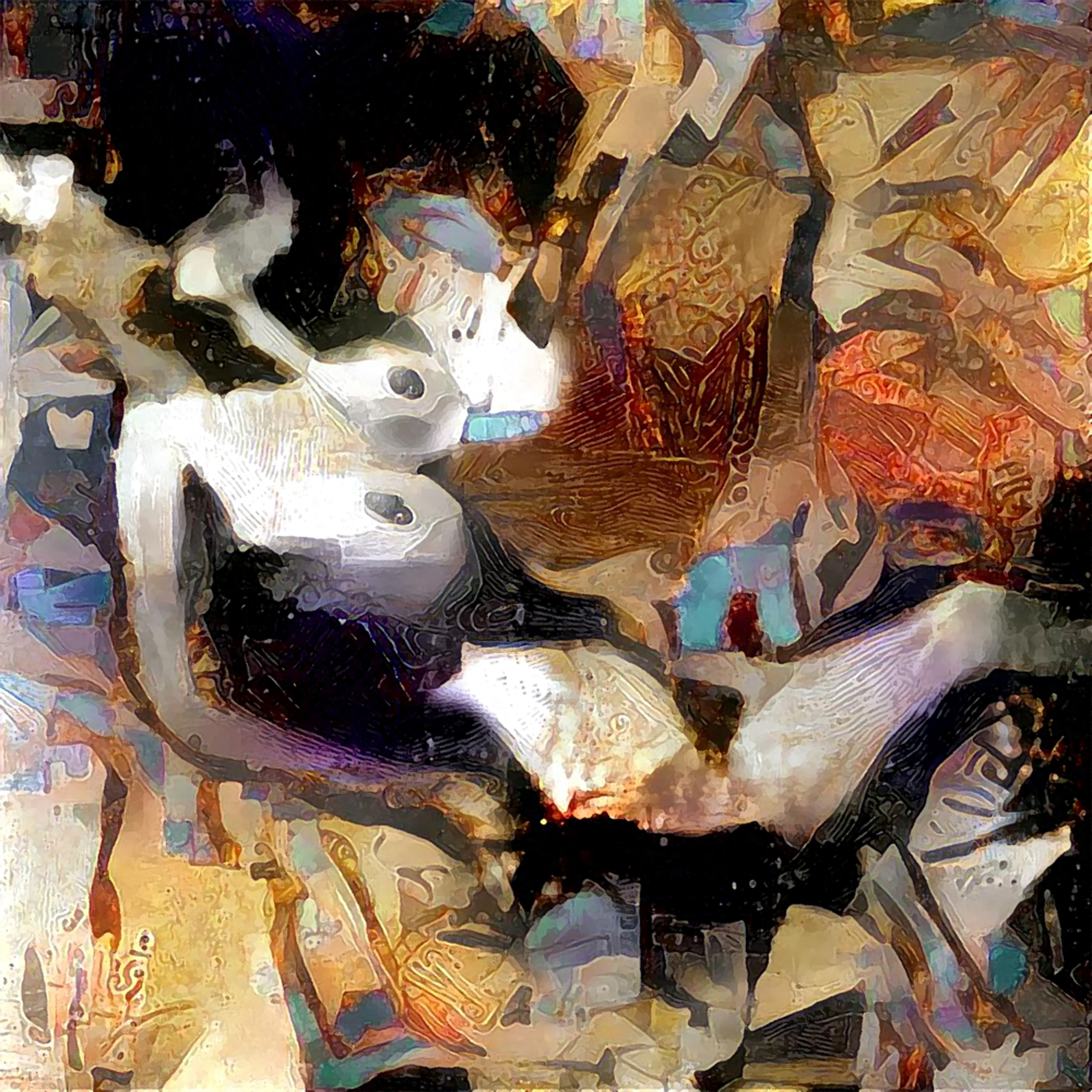 Female abstract   1 ds uxny3d