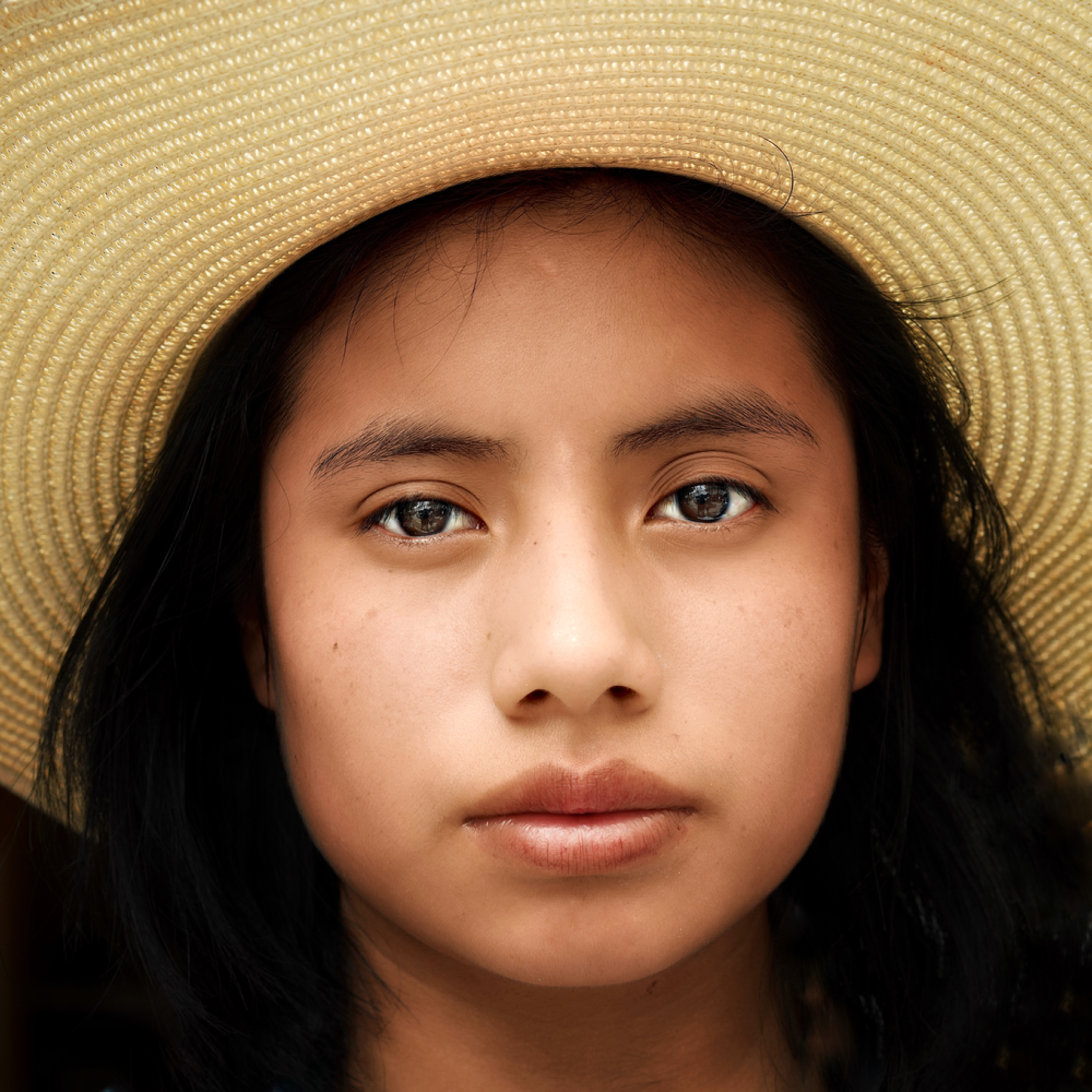 Oaxacan girl fibxx9