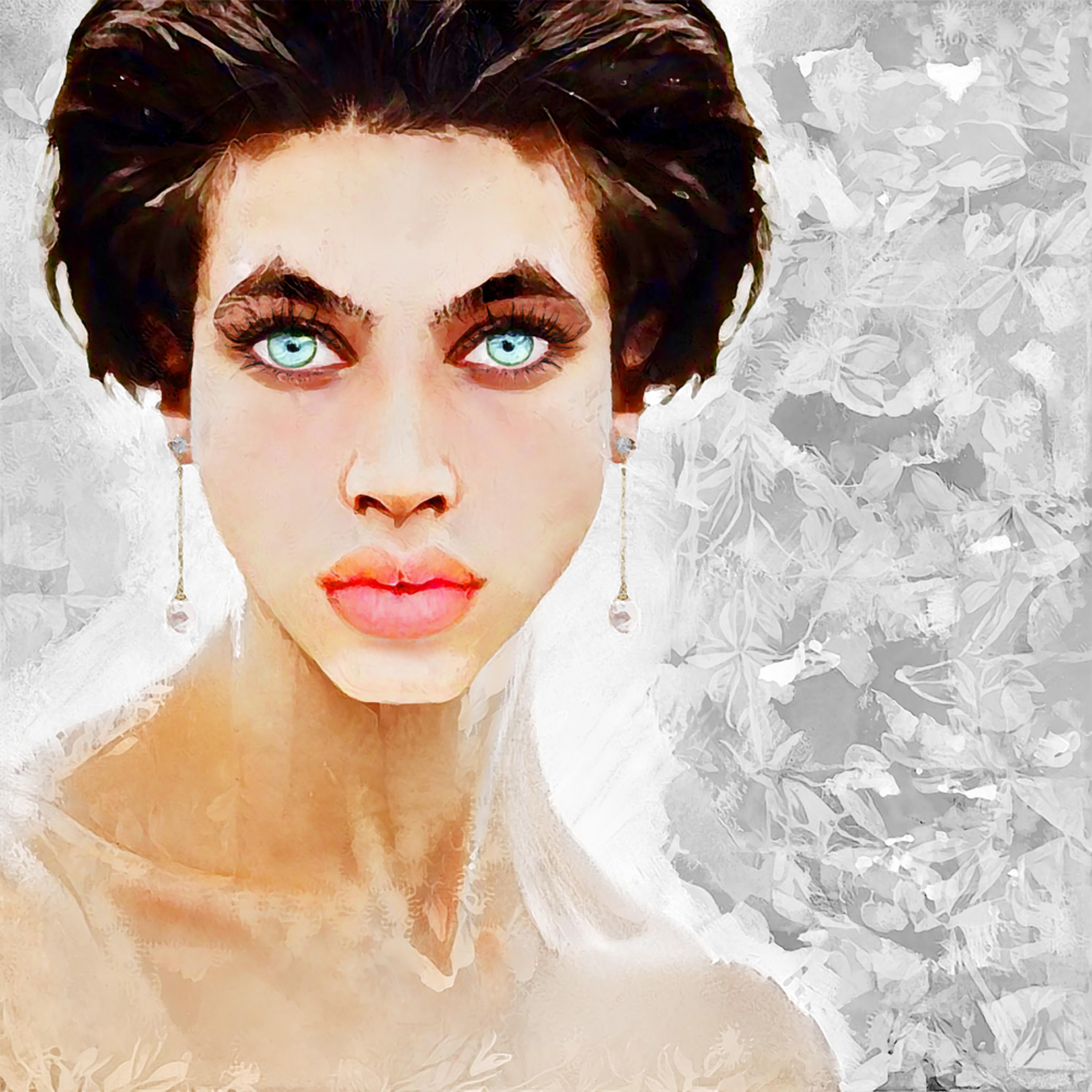 Eve wolf eyes psafbt