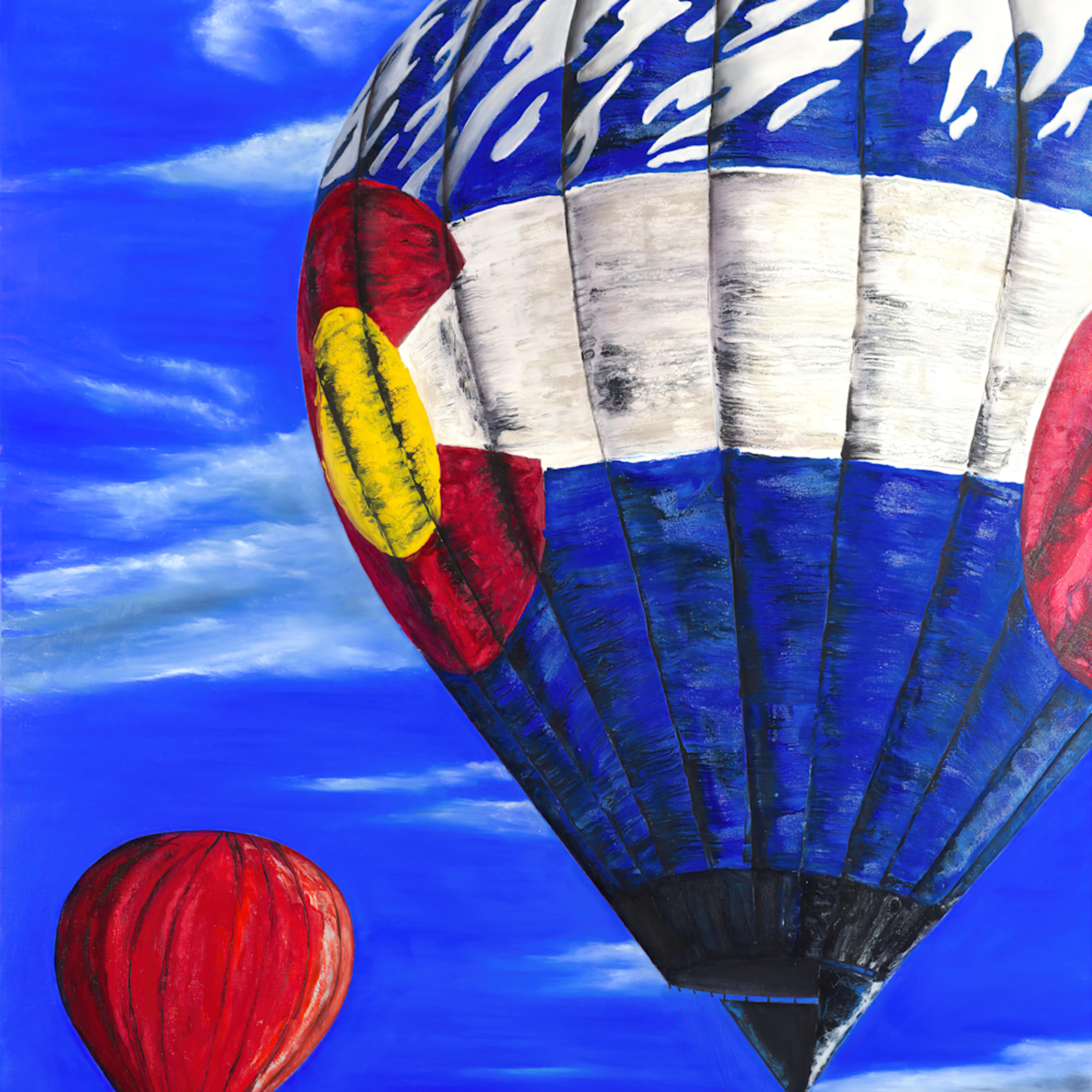 Ballon colorado full lrg eks3zm
