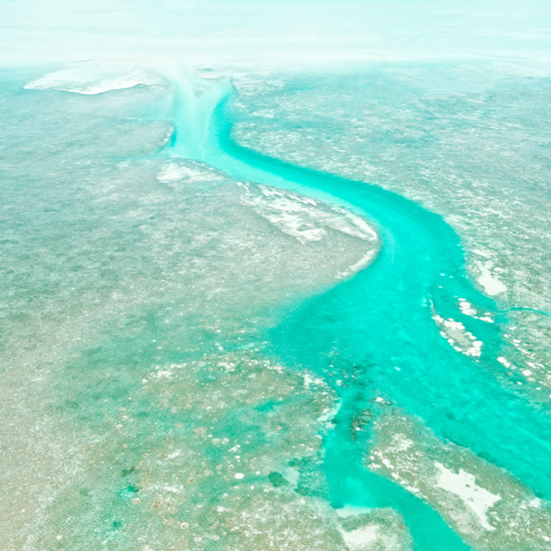 Turquoise river cwckhl