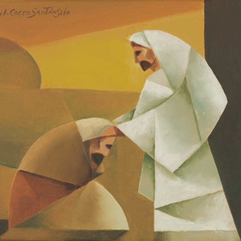 Jorge cocco earthly blessing stpw1b