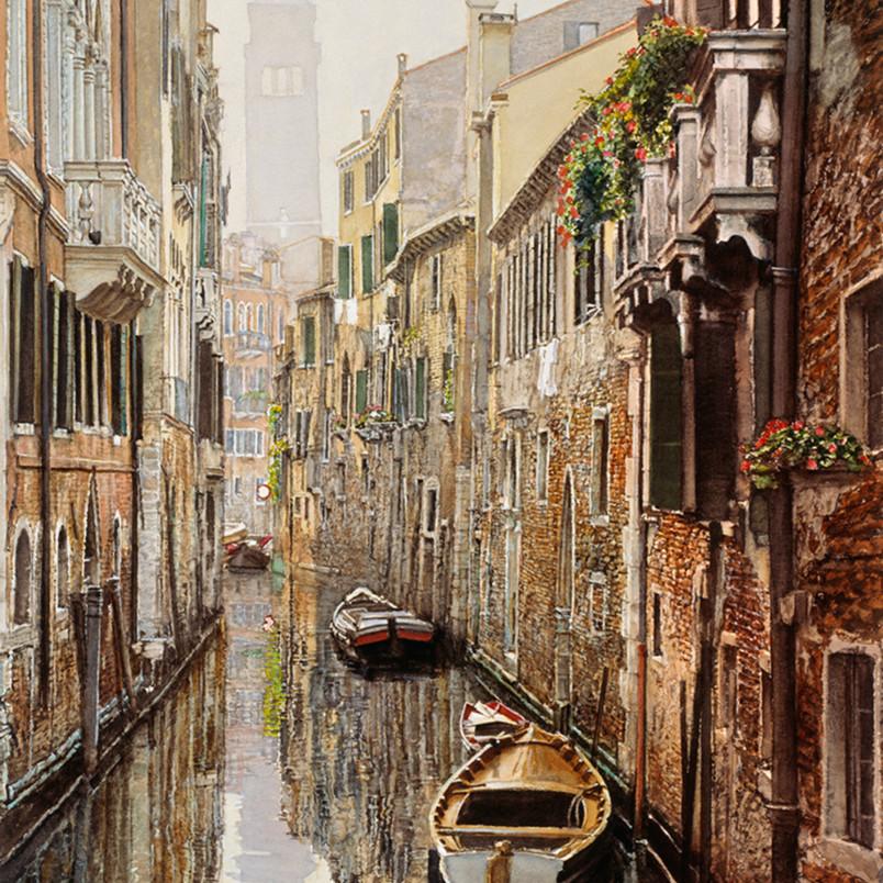 Quiet canal venice psyimd