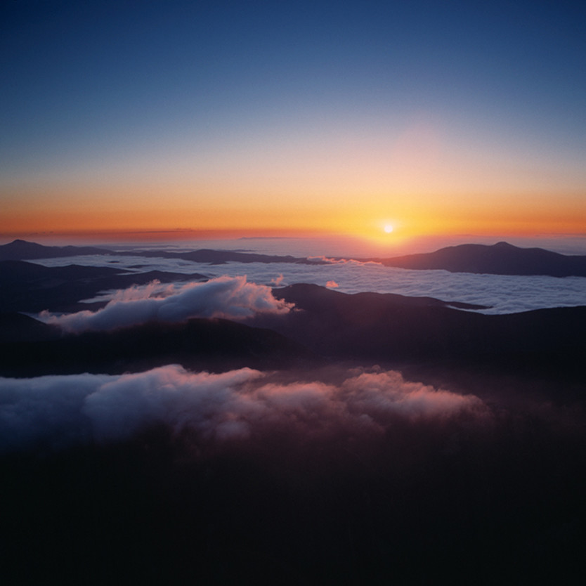 Above the clouds br6azu