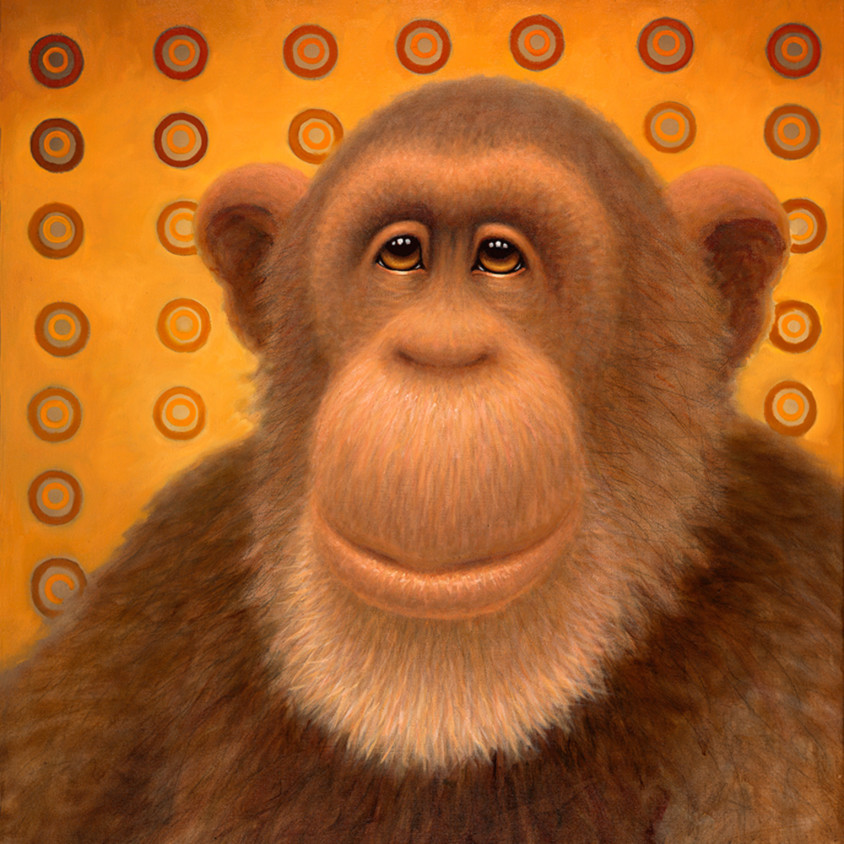 Psychedelic chimp 2 m7hcdm