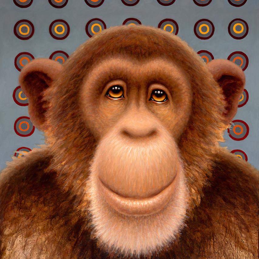 Psychedelic chimp 3 tyt94g