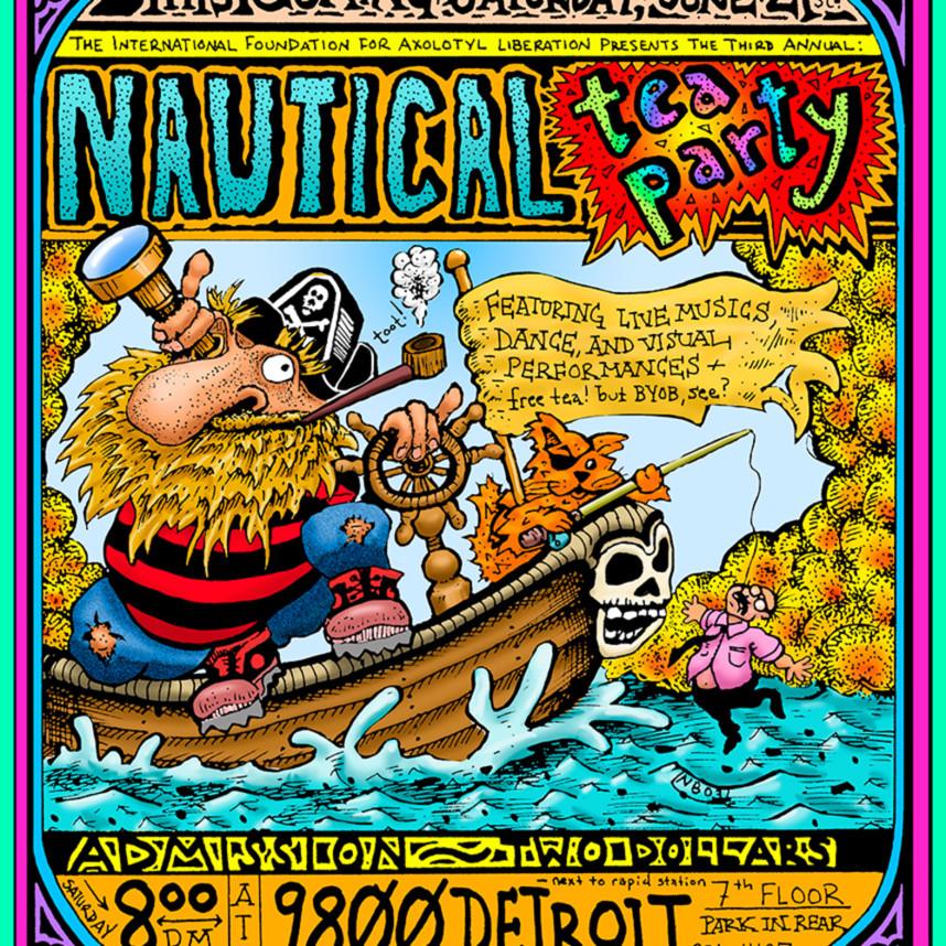 Nautical tea party ikwvfp