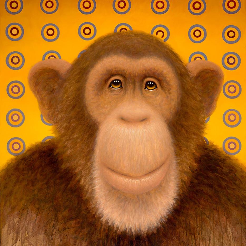 Psychedelic chimp 1 i1xm4u