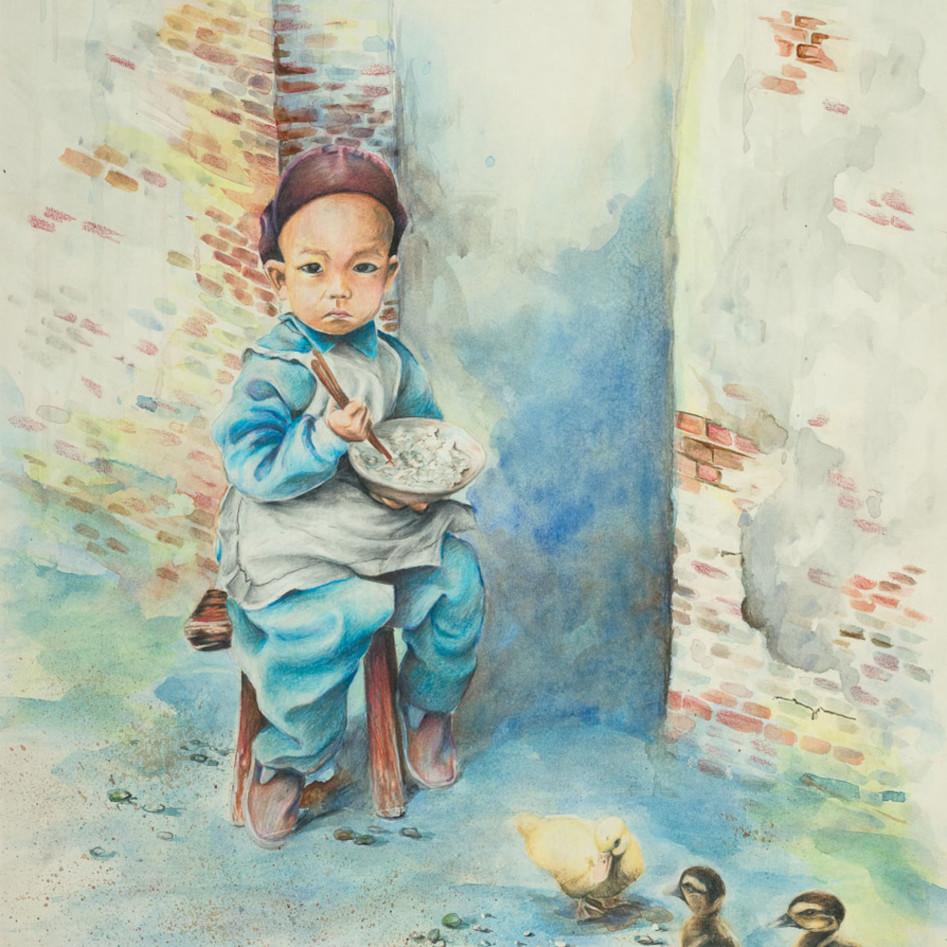 China boy lores oxxlso