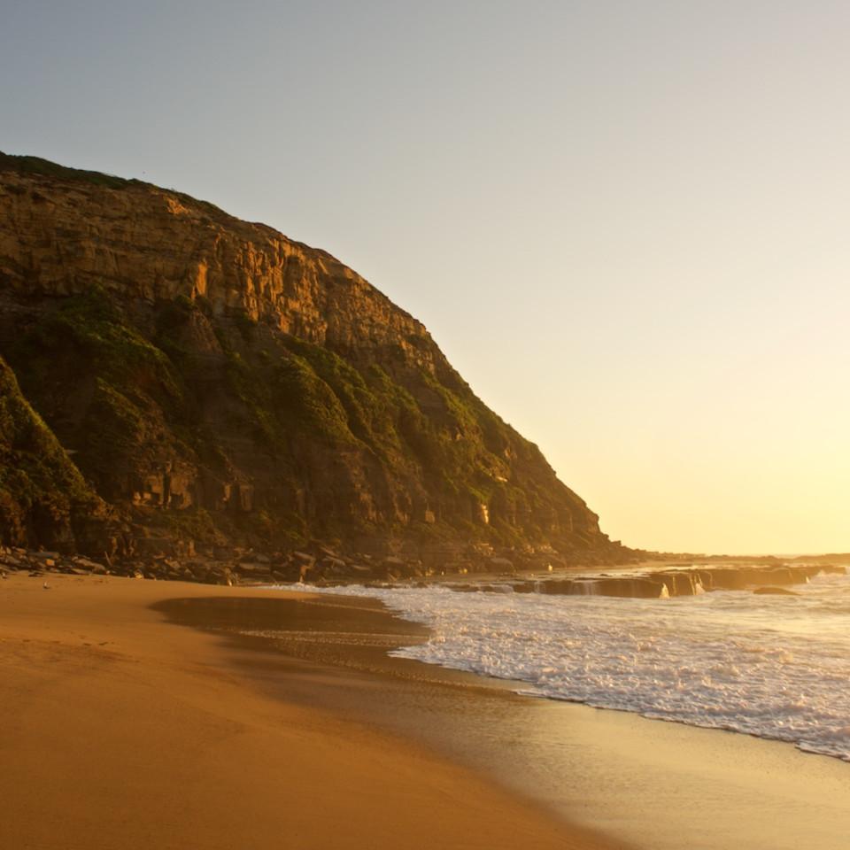 Gilmores morning susan gilmore beach newcastle australia hjxduu
