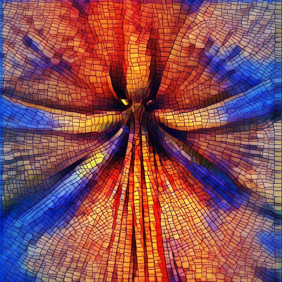 Stargazer mosaic mosaic 5394 ndrka2