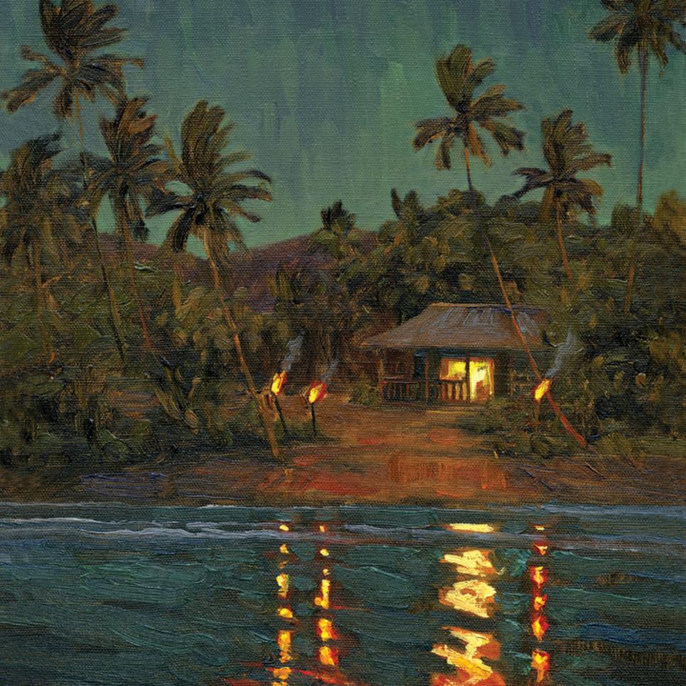Beach shack tikis by daryl millard vuh9ur