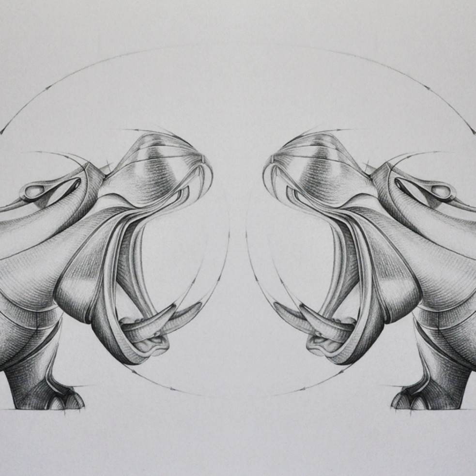 Gleb kryukov hippopotamus water horse 37 7 8 x 19 7 8 in. pencil and pen on paper %d0%a0%d0%b5%d1%87%d0%bd%d0%b0%d1%8f %d0%bb%d0%be%d1%88%d0%b0%d0%b4%d1%8c %d1%80%d0%b5%d1%82%d1%83%d1%88%d0%bd%d1%8b%d0%b8%cc%86 %d0%ba%d0%b0%d1%80%d0%b0%d0%bd%d0%b4%d0%b0%d1%88 %d0%b3%d0%b5%d0%bb%d0%b5%d0%b2%d0%b0%d1%8f %d1%80%d1%83%d1%87%d0%ba%d0%b0 97%d1%8551%d1%81%d0%bc 2015%d0%b3 vugxgv