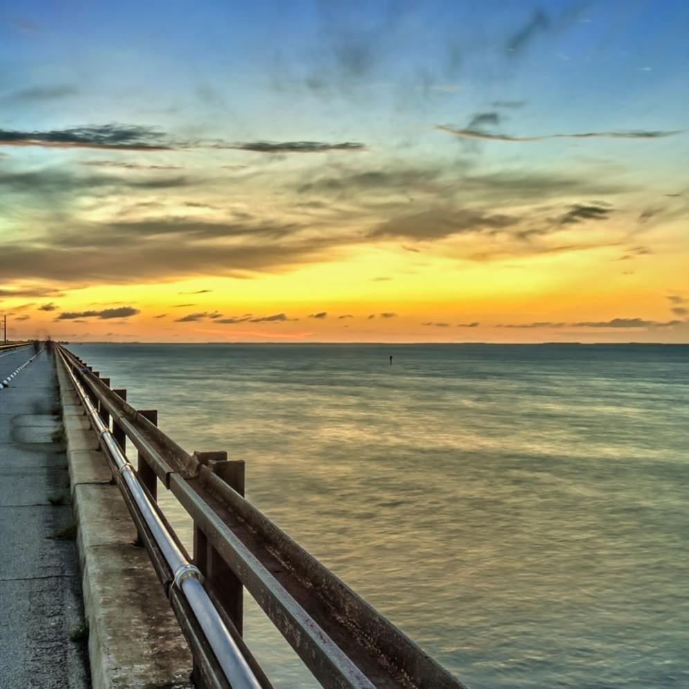 Seven mile sunset cj1kwr