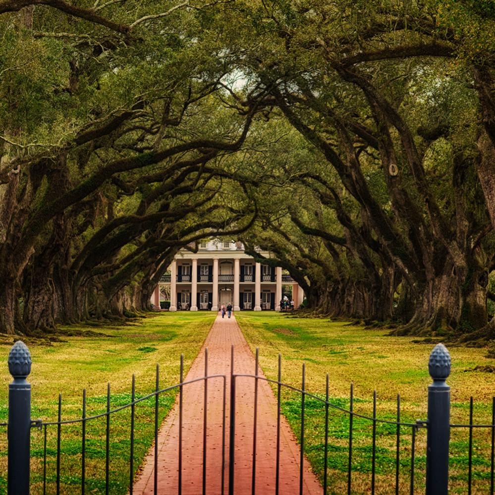 Oak alley gatesm h6ttty