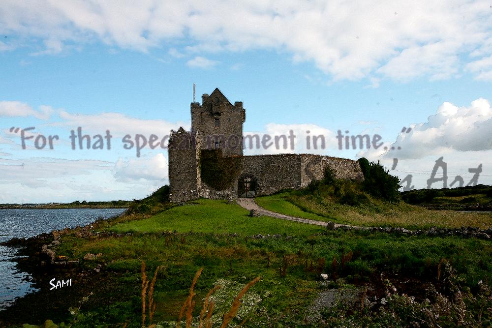 """""""Dunguaire Castle Photograph for Sale as Fine Art"""""""