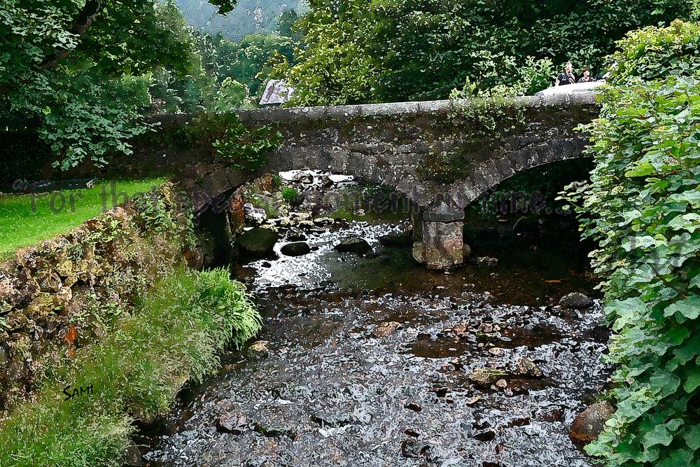 Stone Bridge - Glendalough Ireland